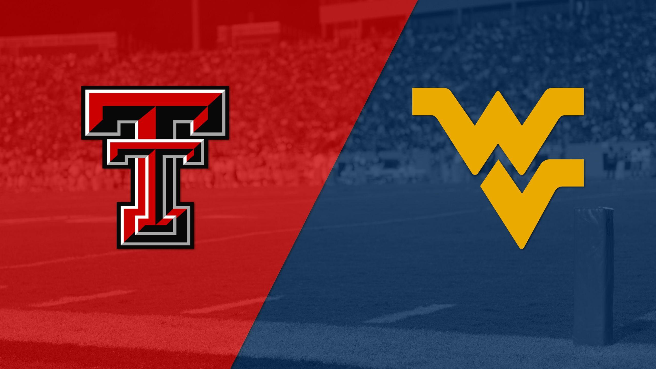 #24 Texas Tech vs. West Virginia (Football)