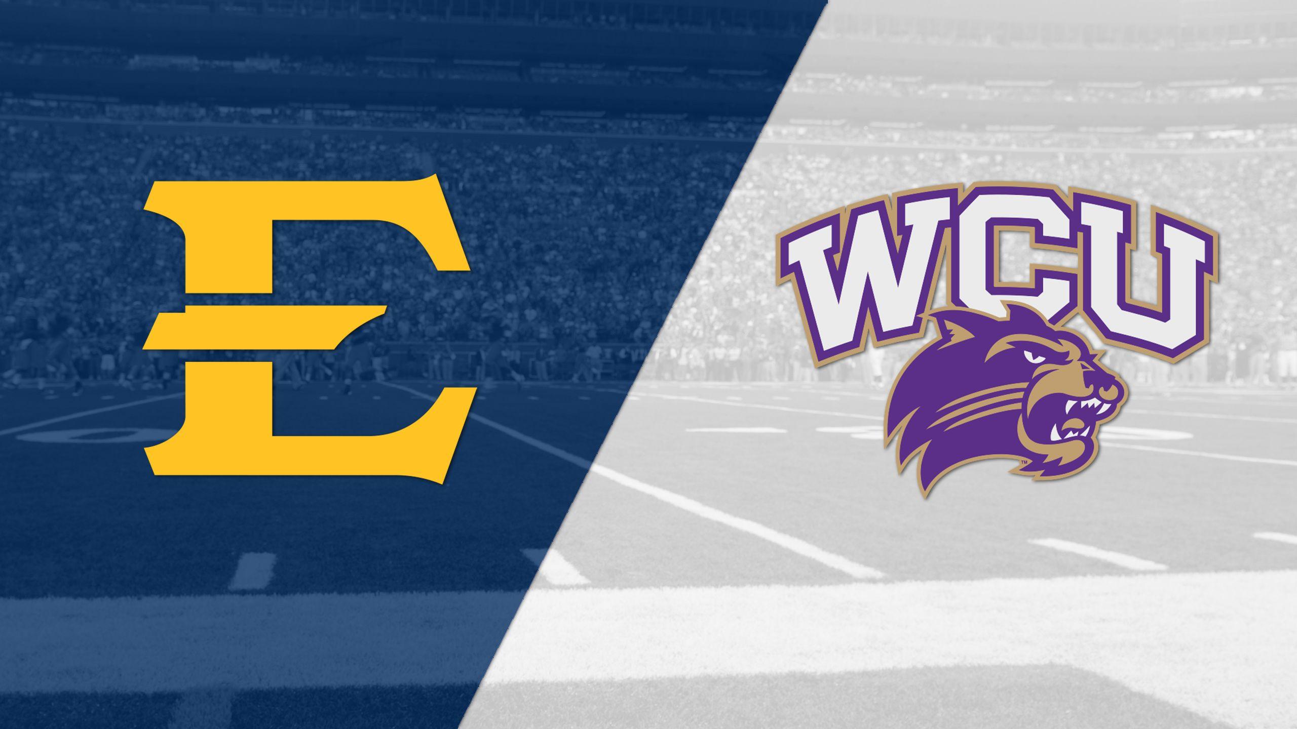 East Tennessee State vs. Western Carolina (Football)