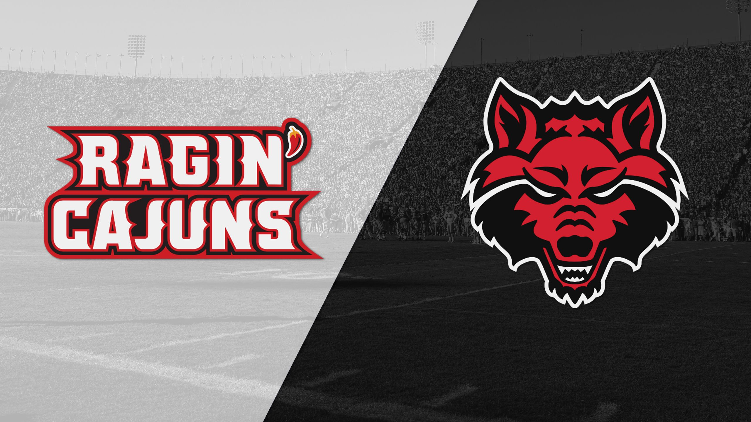 Louisiana vs. Arkansas State (Football) (re-air)