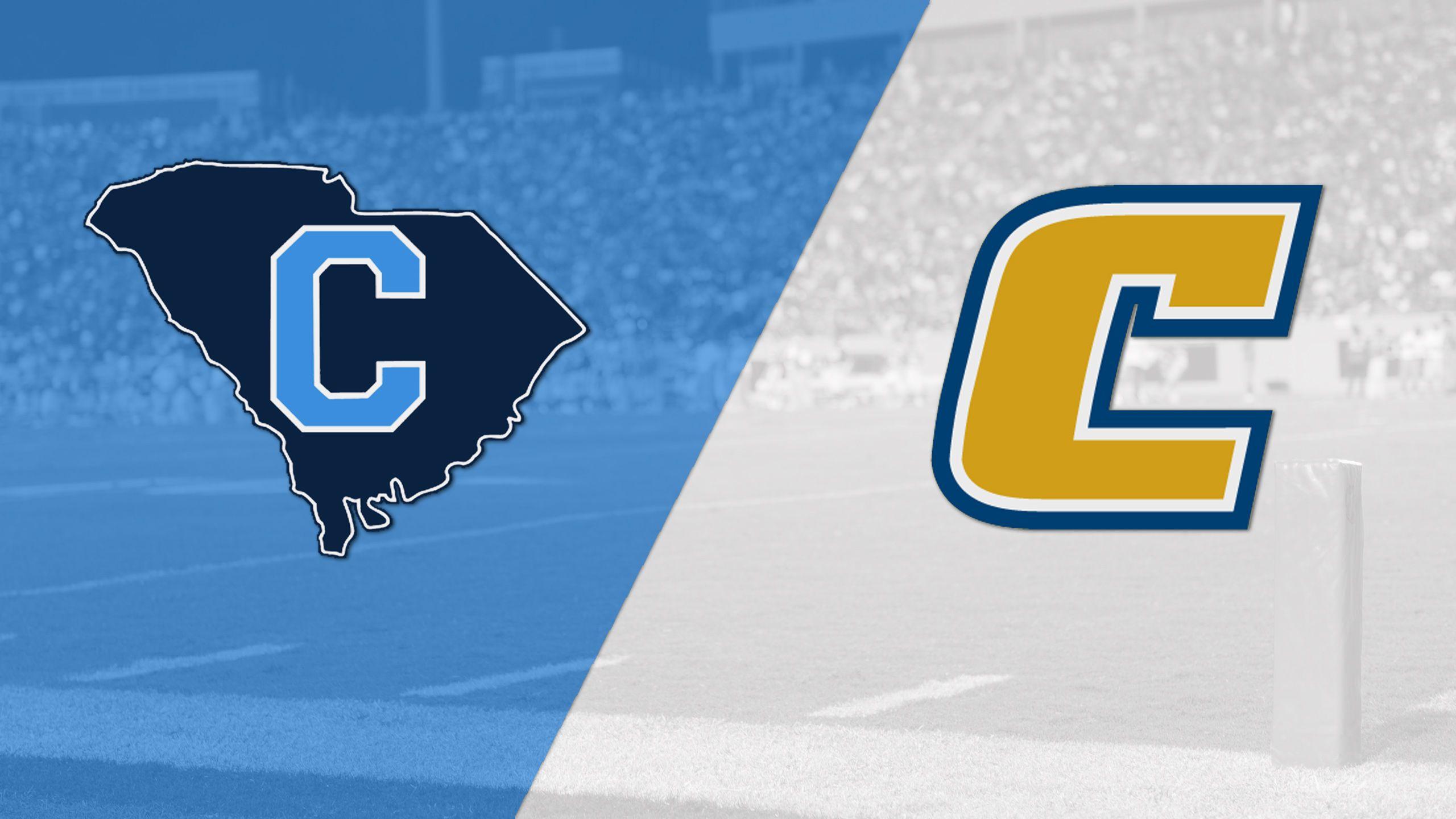 The Citadel vs. Chattanooga (Football)
