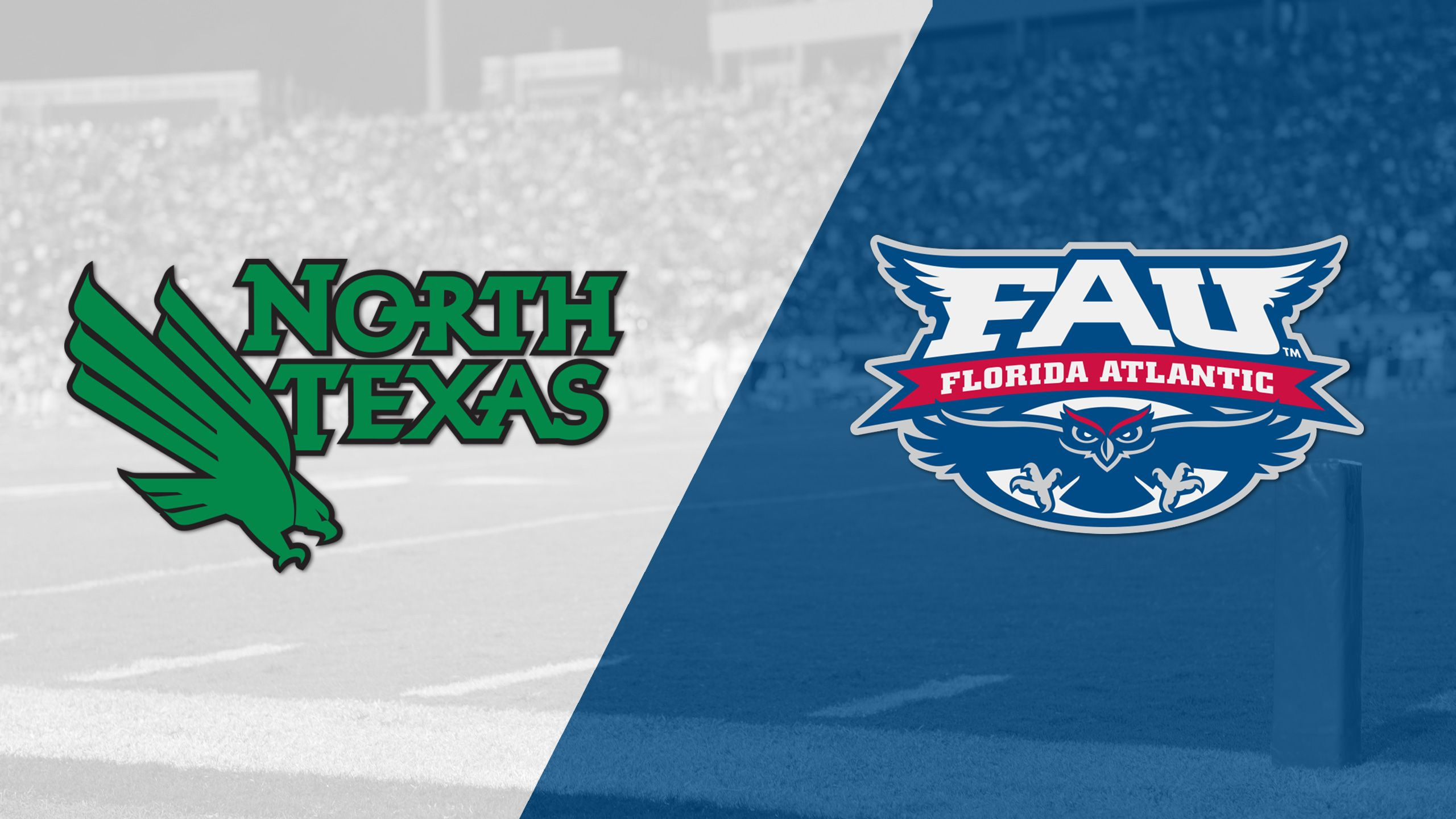 North Texas vs. Florida Atlantic (Football)