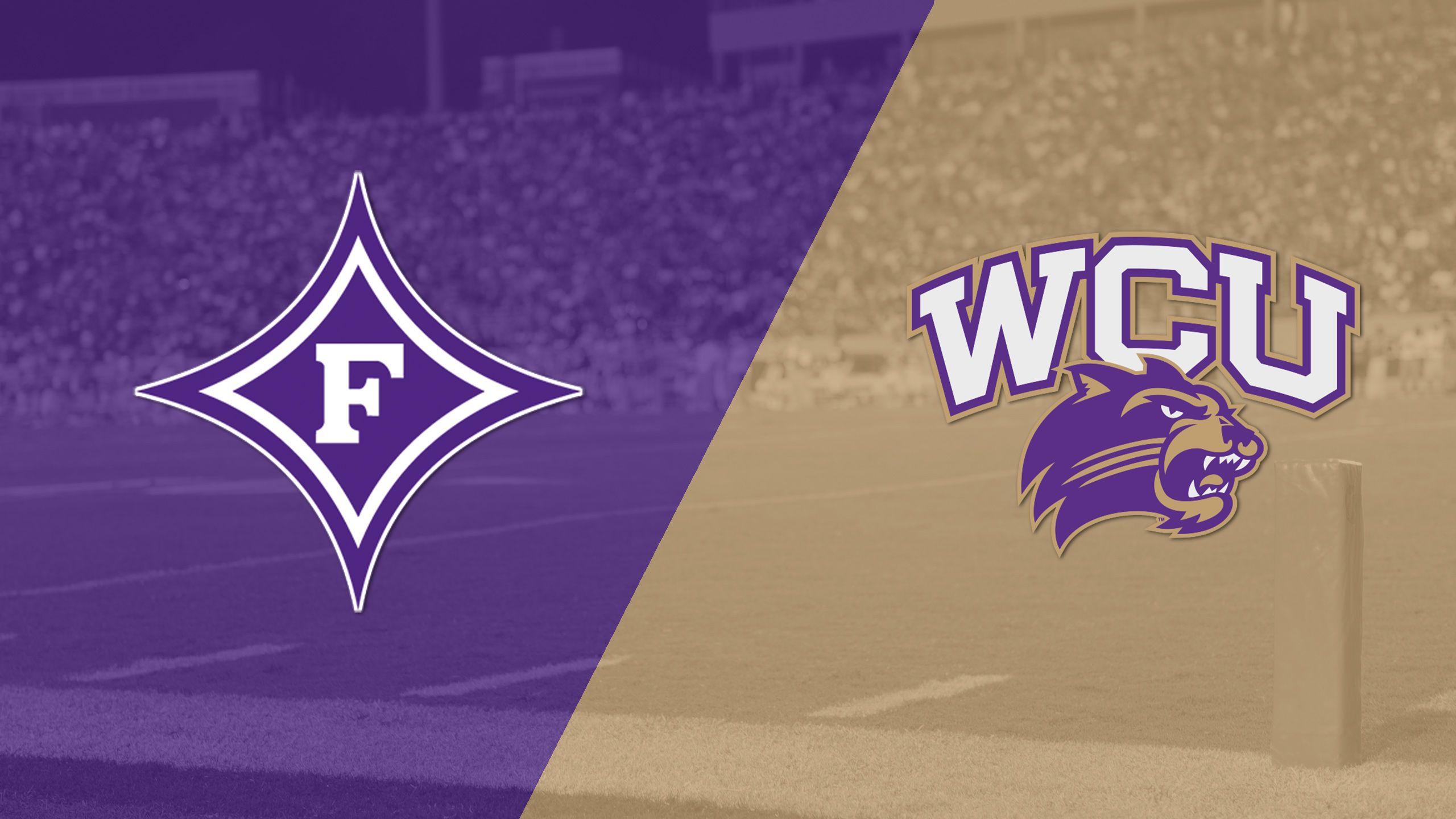 Furman vs. Western Carolina (Football)