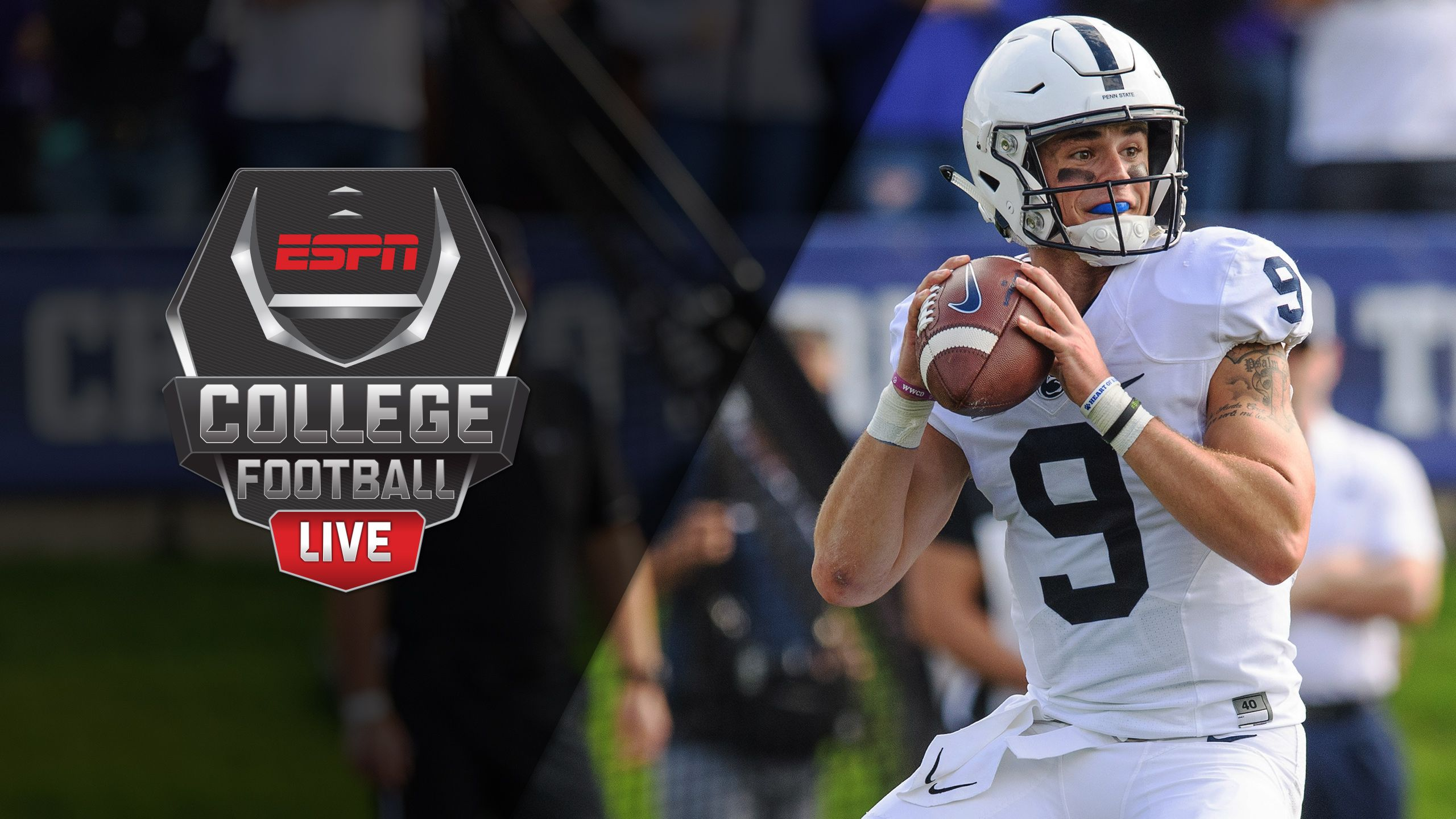 Fri, 10/20 - College Football Live: Weekend Tailgate Presented by Wrangler