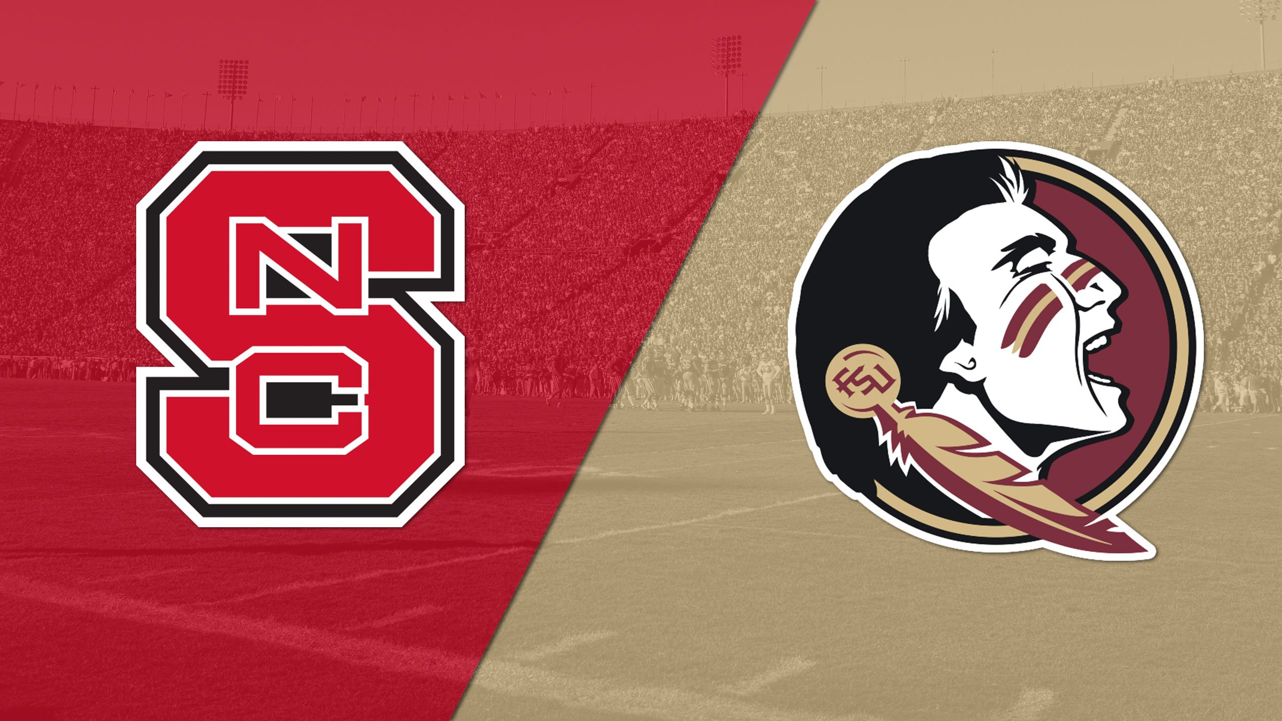 NC State vs. #12 Florida State (Football) (re-air)