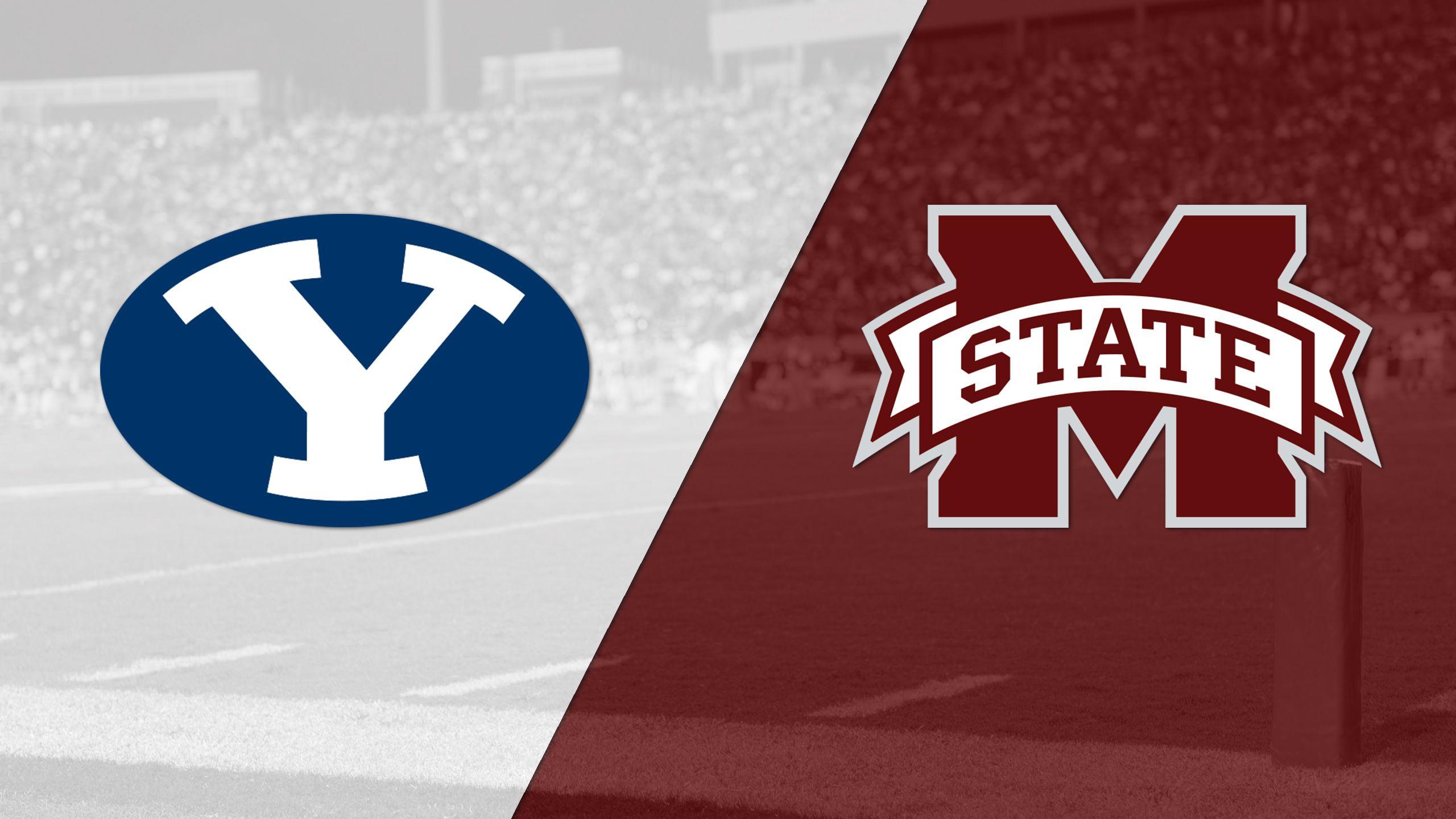 BYU vs. Mississippi State (Football)