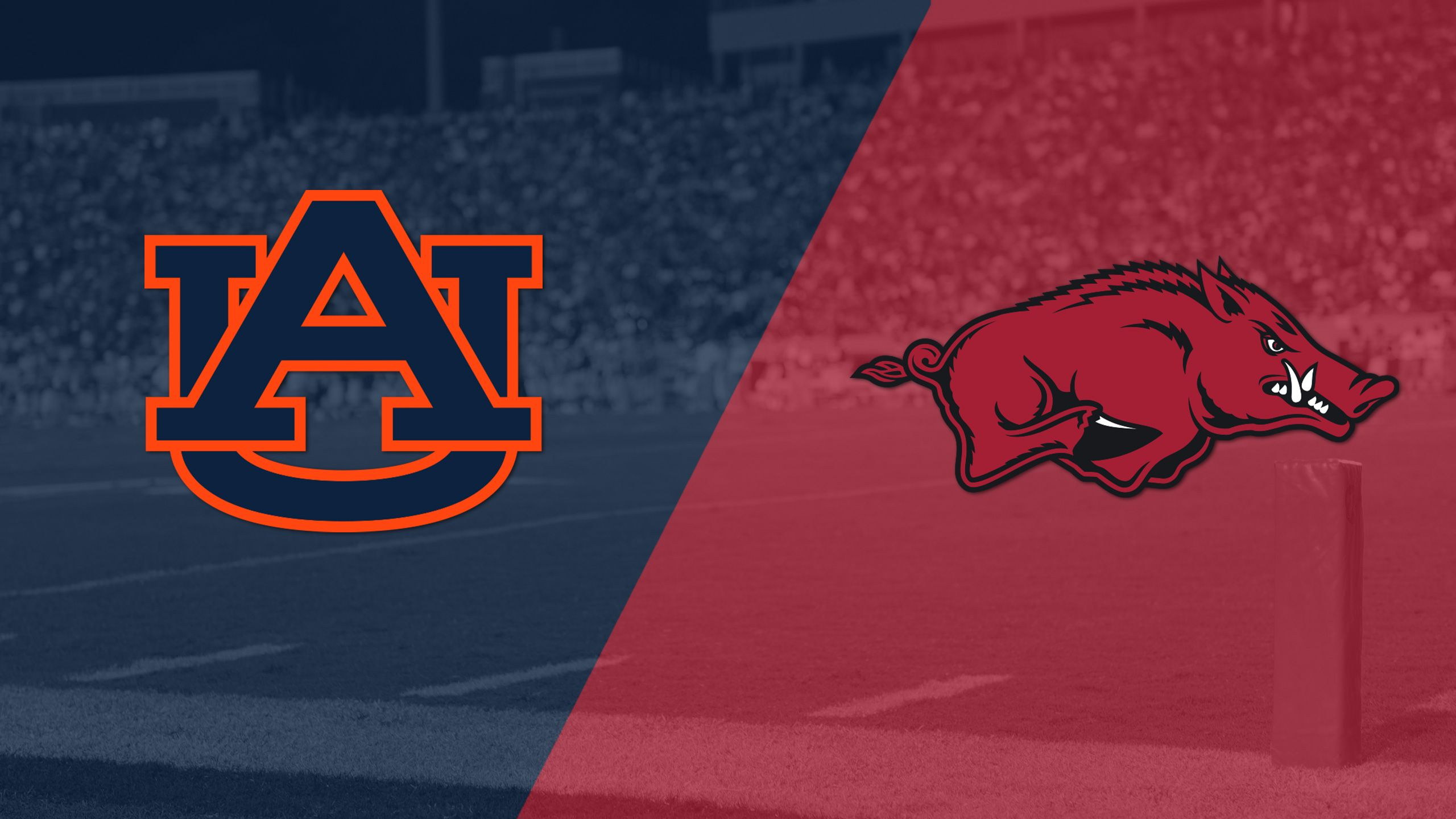 #21 Auburn vs. Arkansas (Football) (re-air)