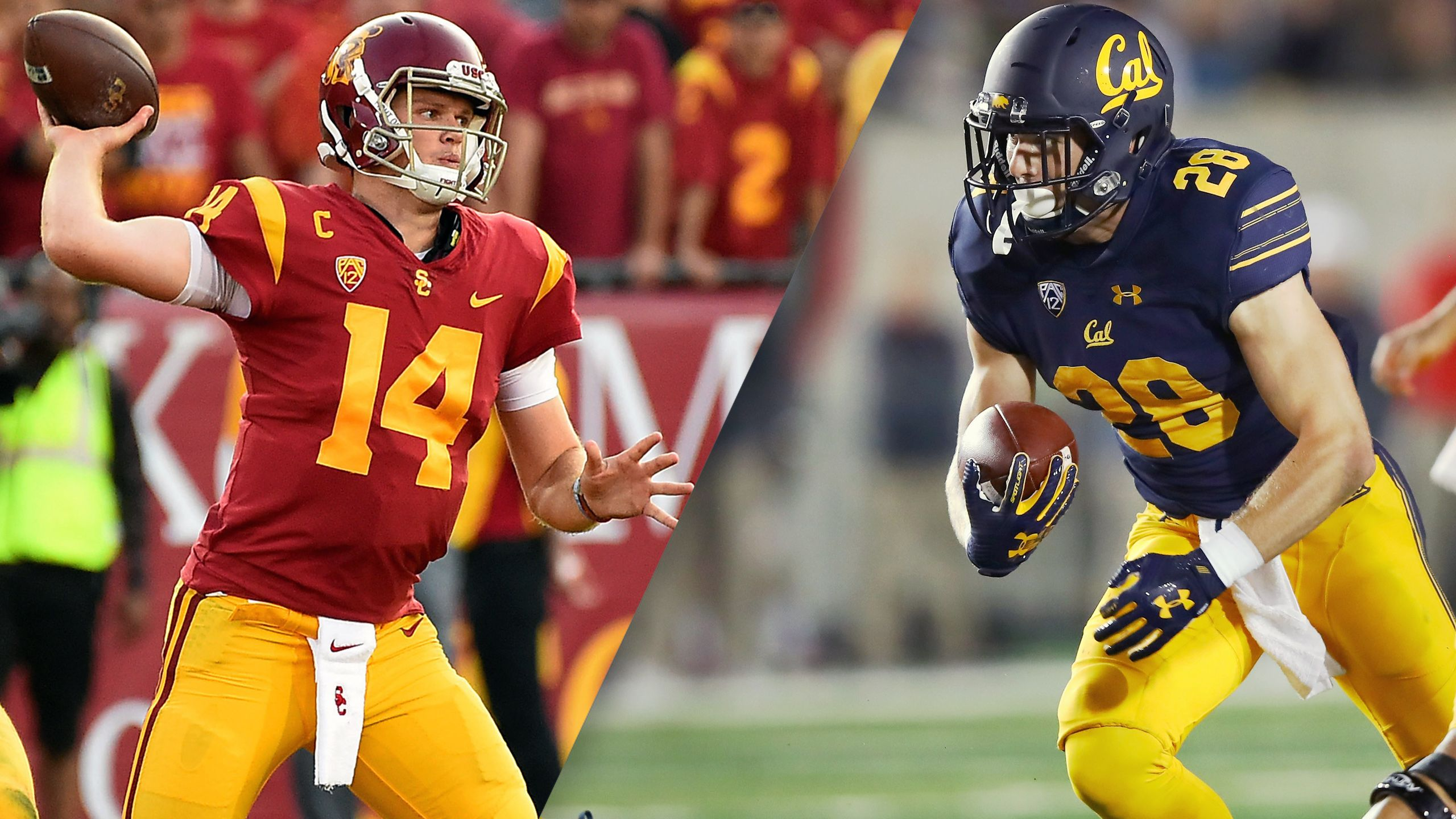 #5 USC vs. California (Football) (re-air)