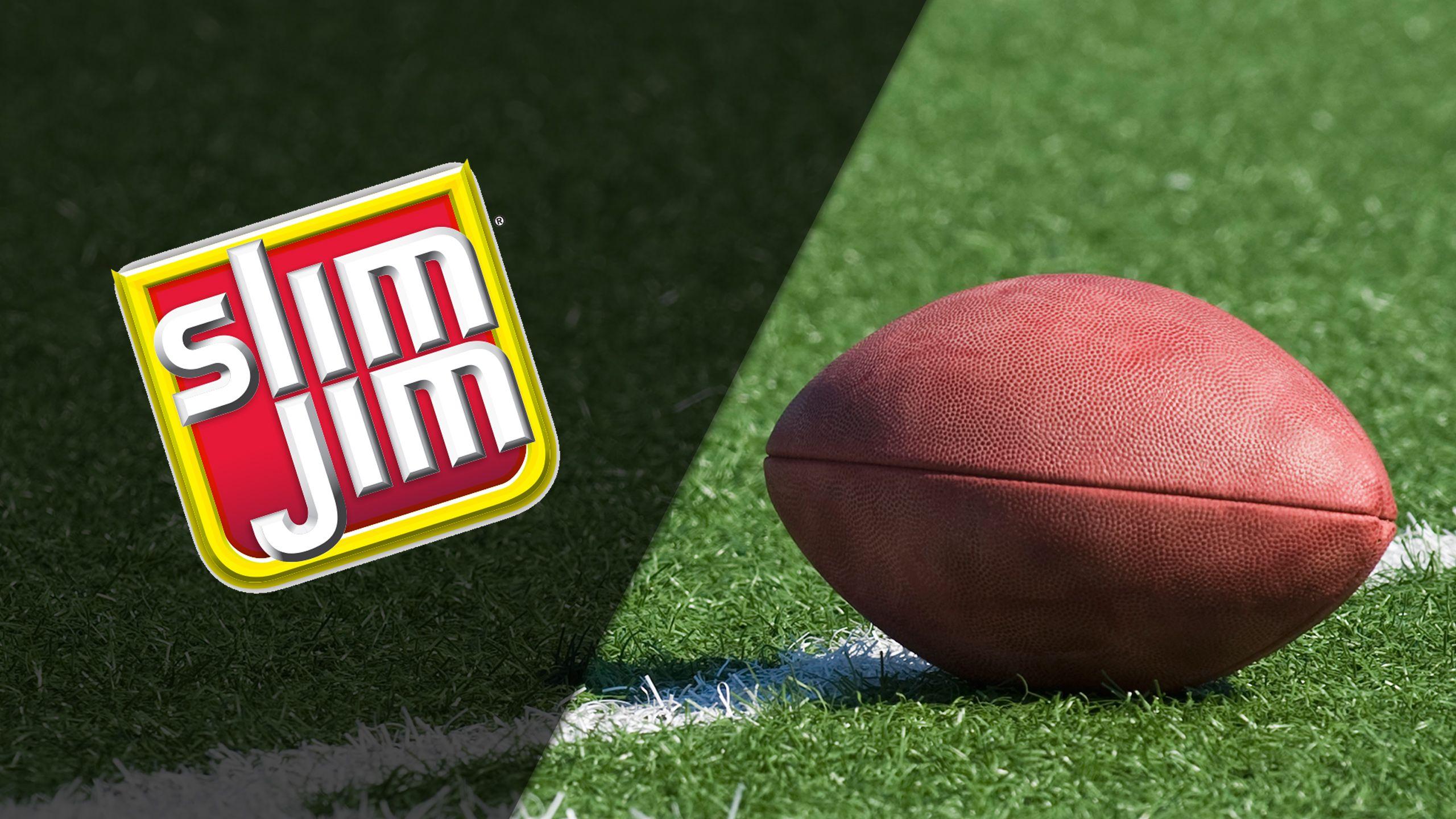 Slim Jim SkyCam - Slim Jim SkyCam - #17 Mississippi State vs. #11 Georgia (Football) (Football)