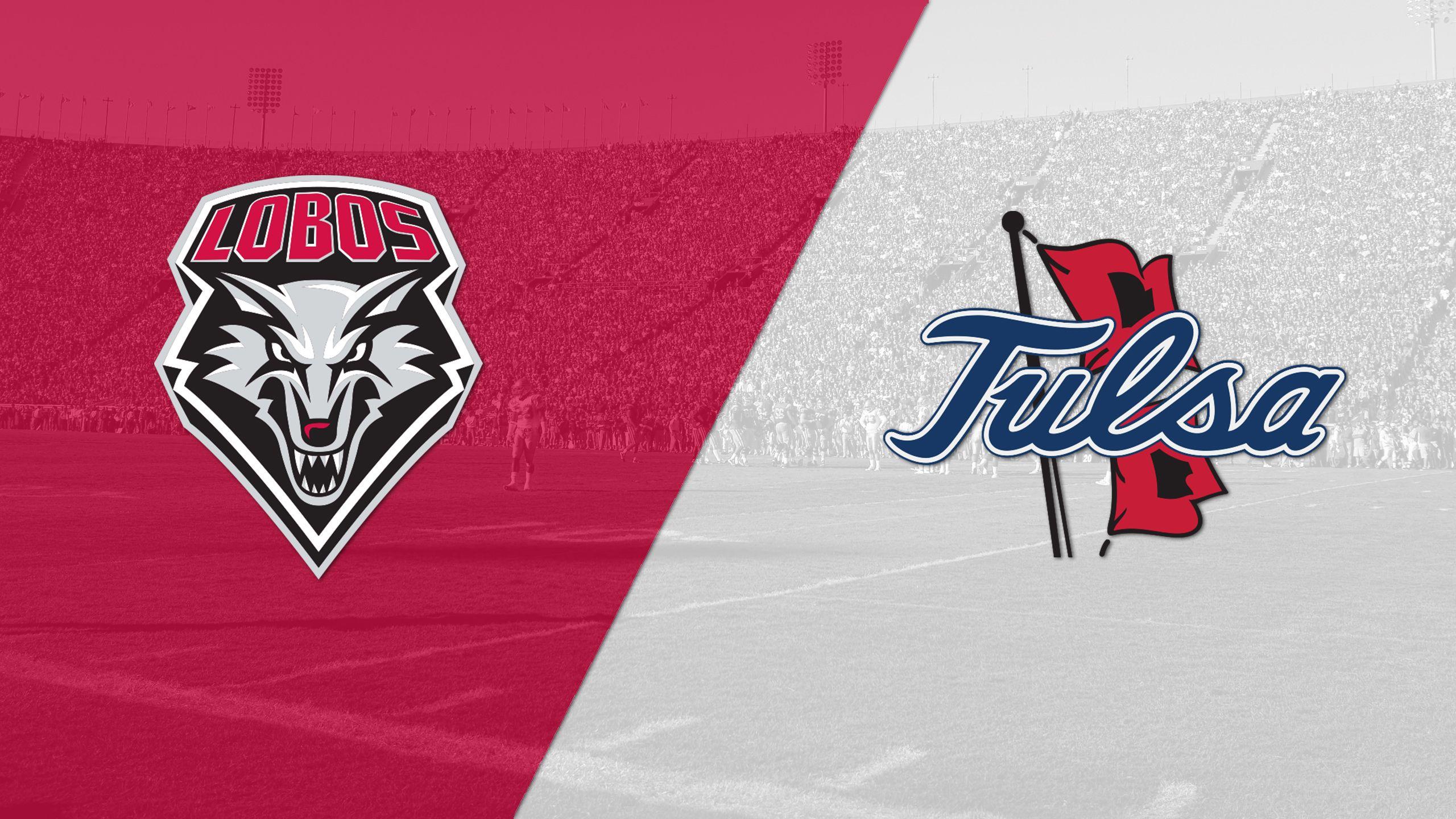 New Mexico vs. Tulsa (Football)