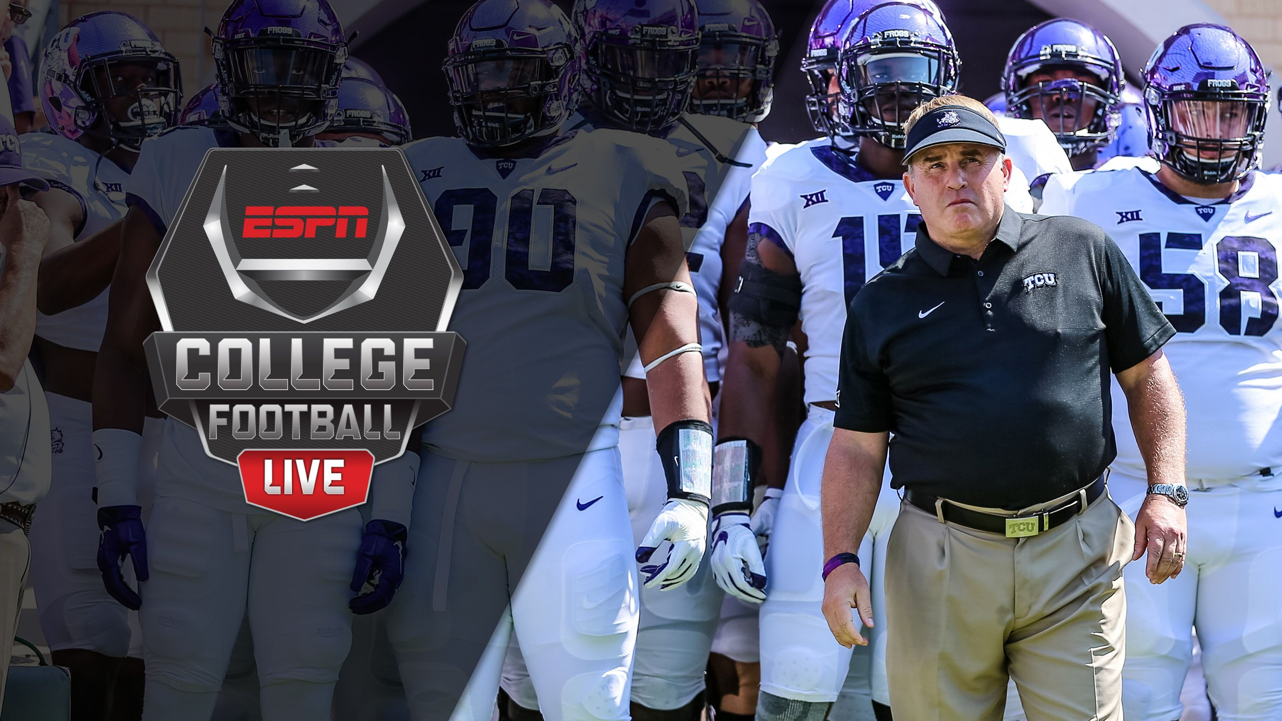 Mon, 10/23 - College Football Live
