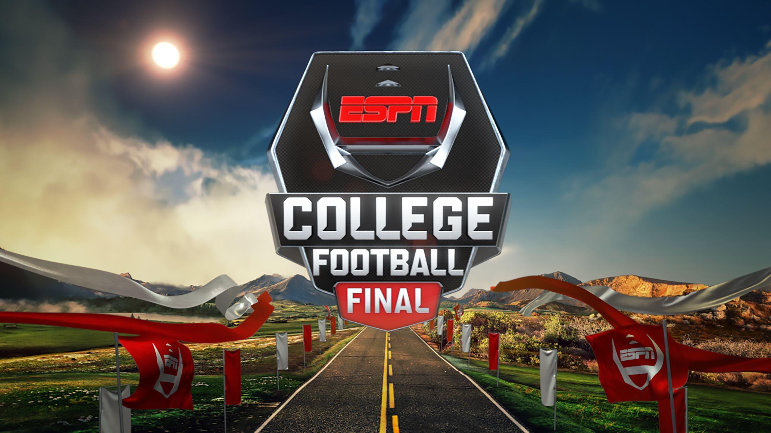 Sun, 10/22 - College Football Final