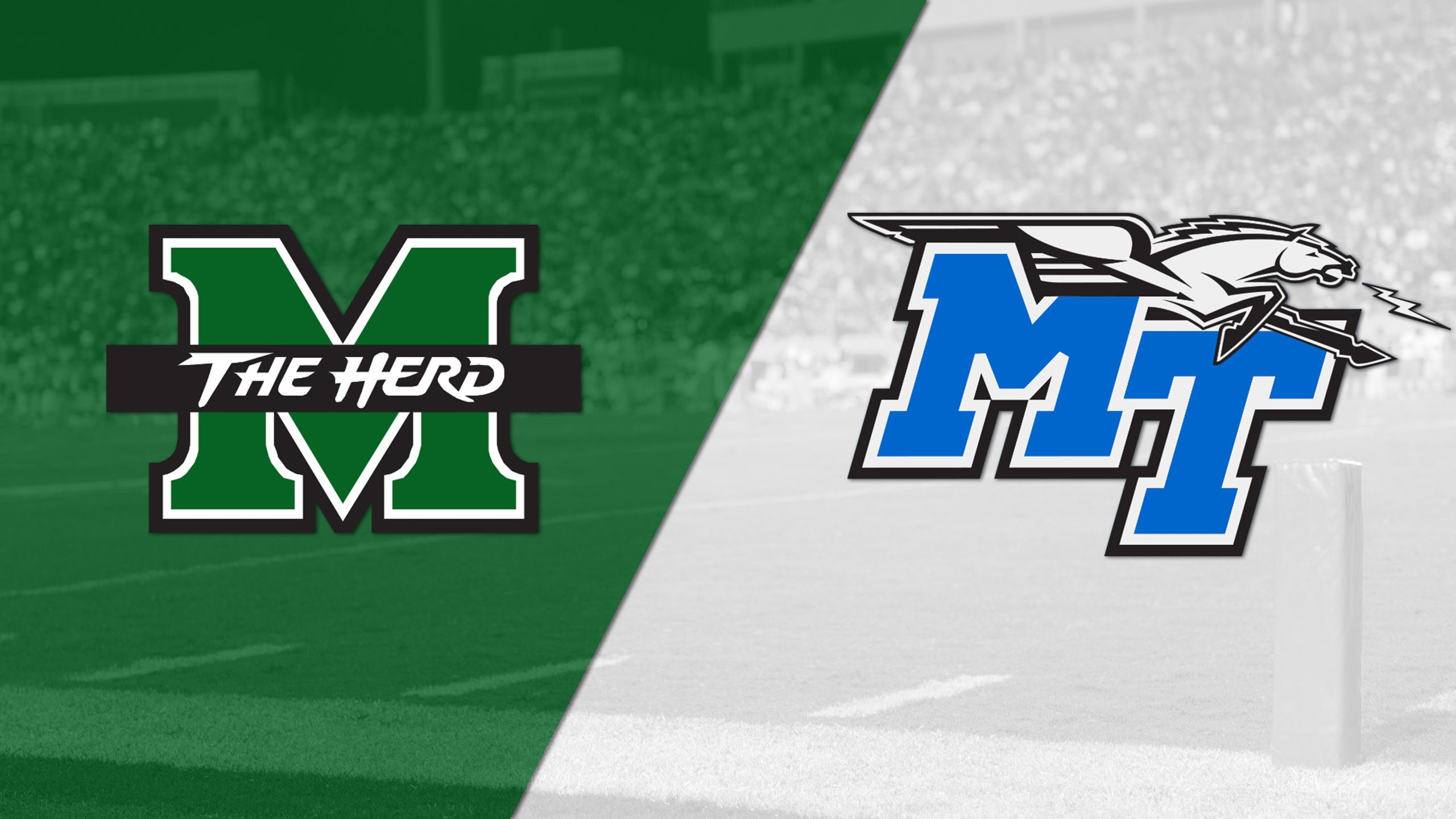 Marshall vs. Middle Tennessee (Football)