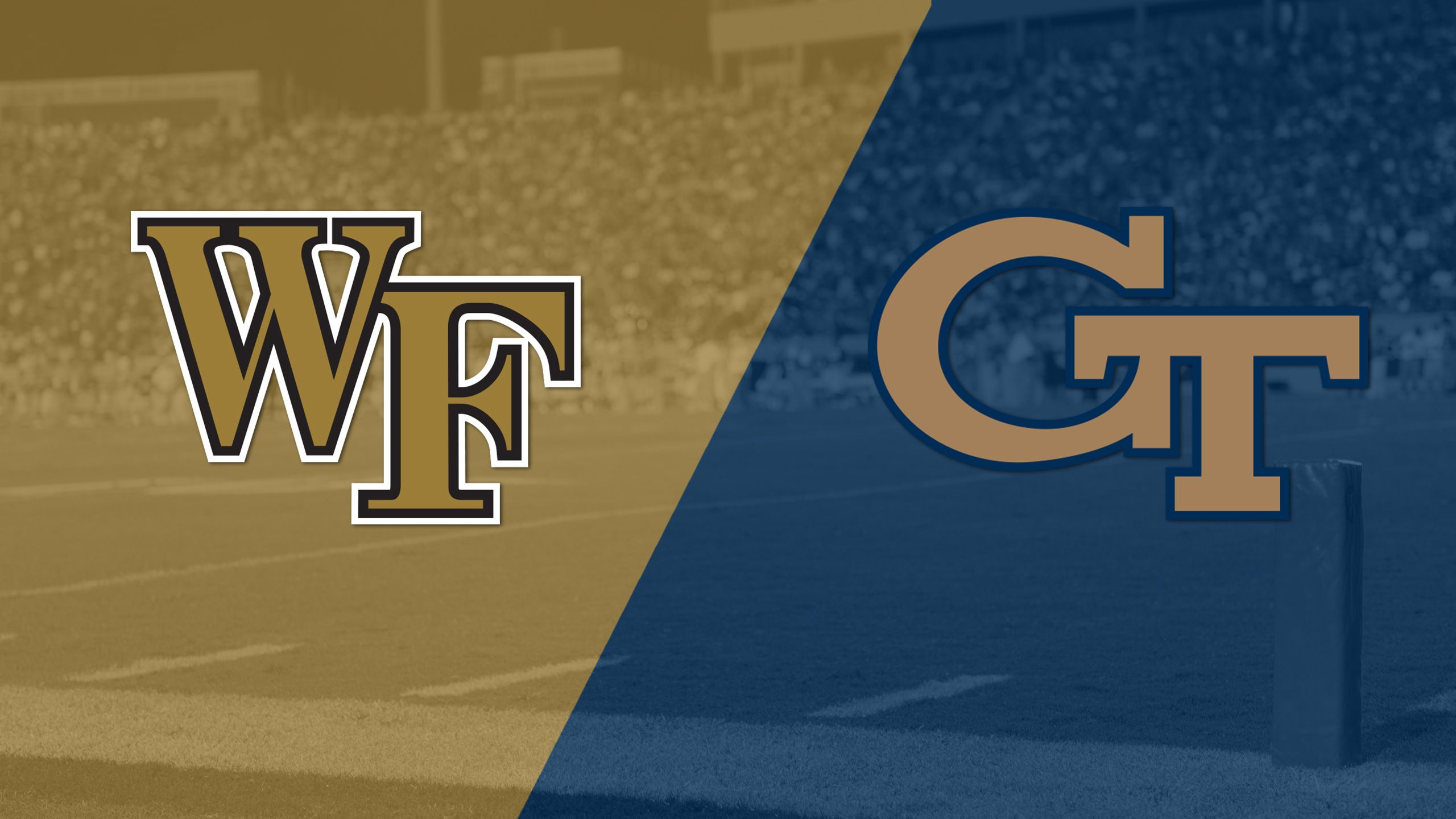 Wake Forest vs. Georgia Tech (Football)