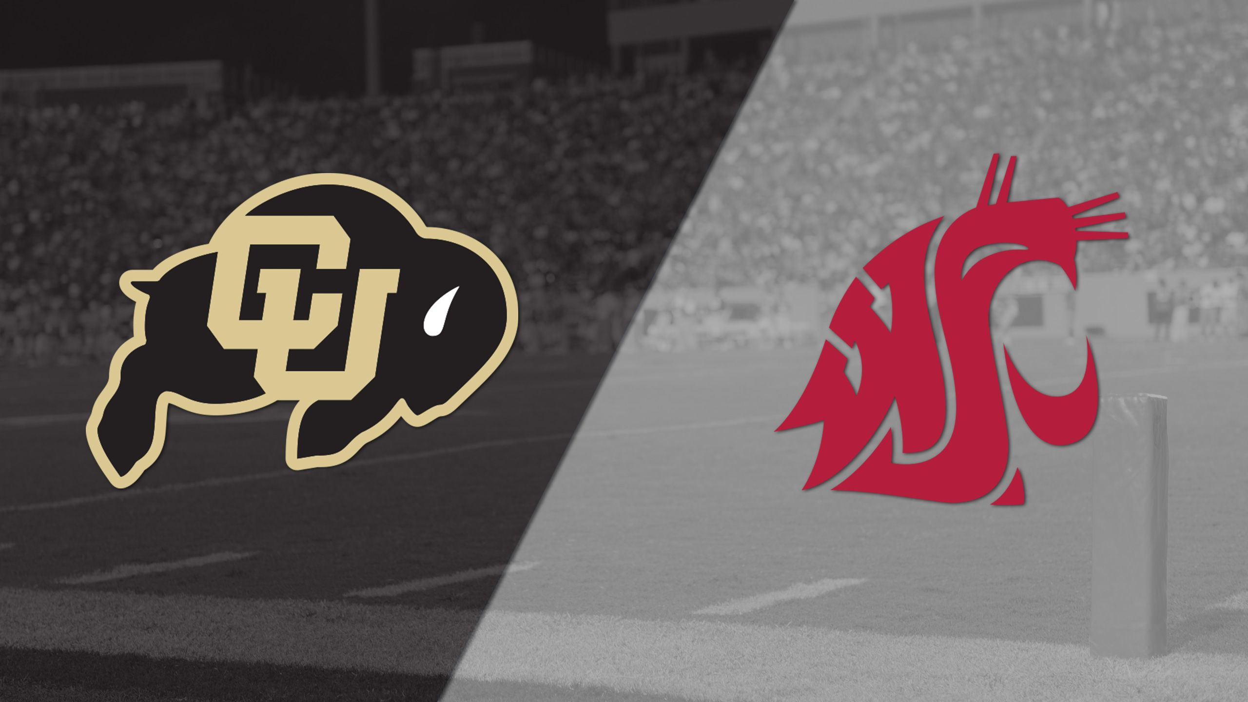 Colorado vs. #15 Washington State (Football) (re-air)