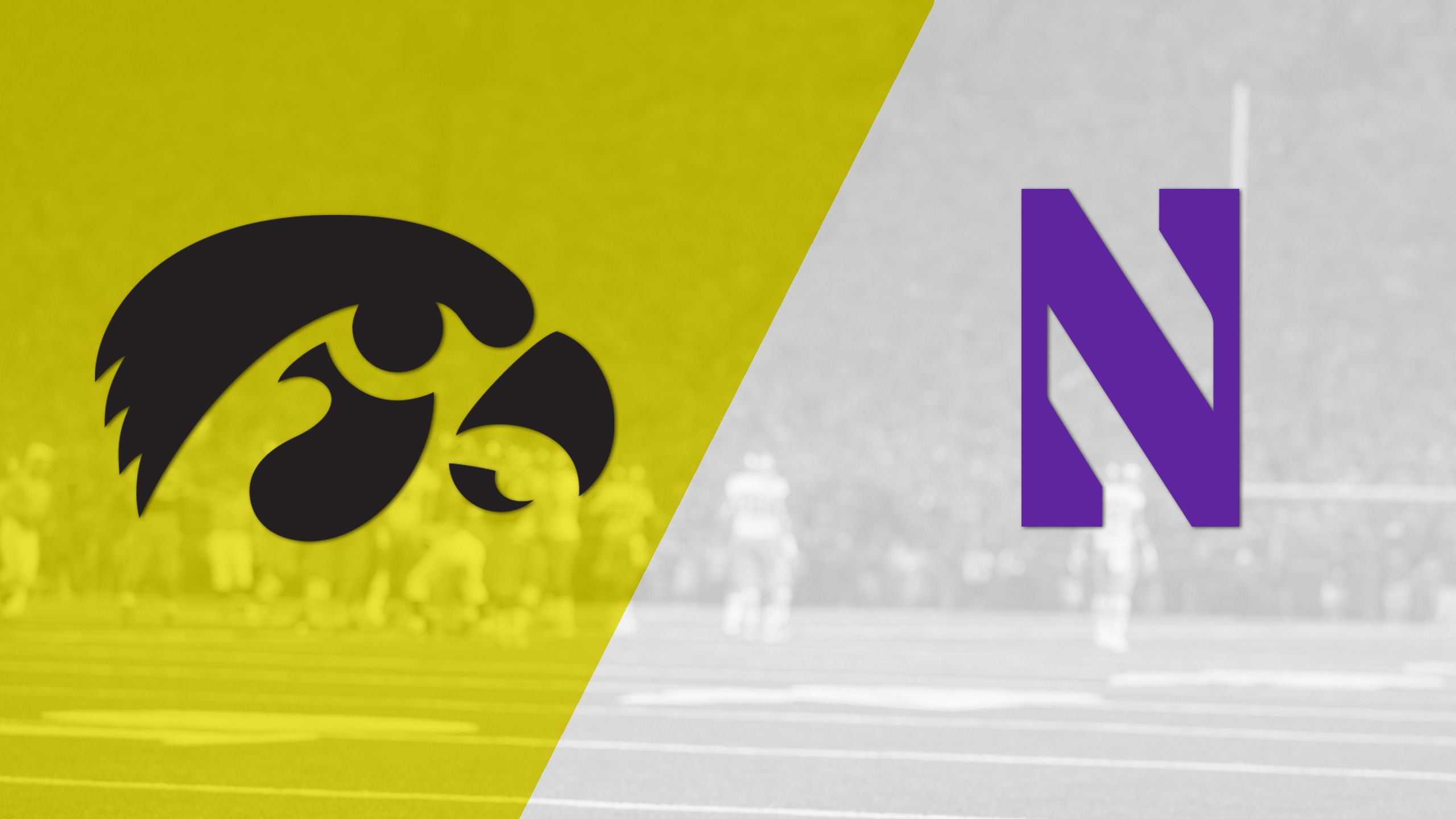 Iowa vs. Northwestern (Football)