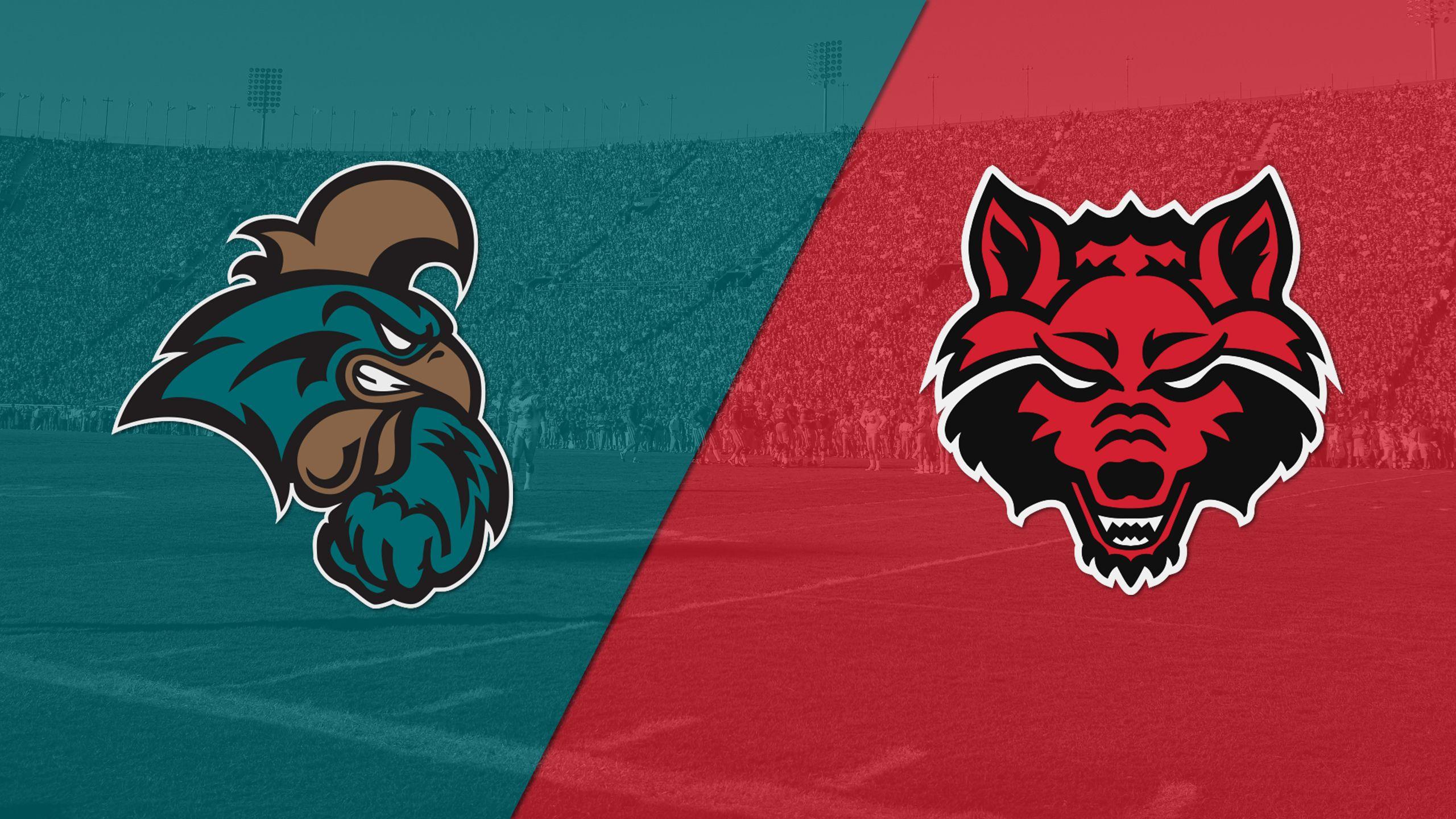 Coastal Carolina vs. Arkansas State (Football)