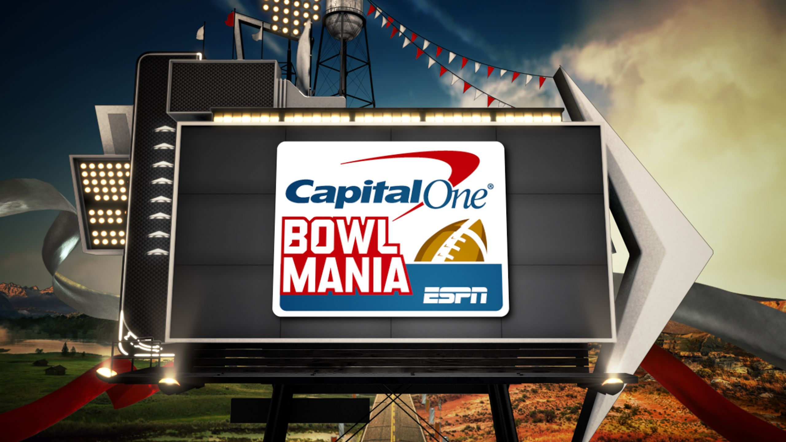 Capital One Bowl Mania