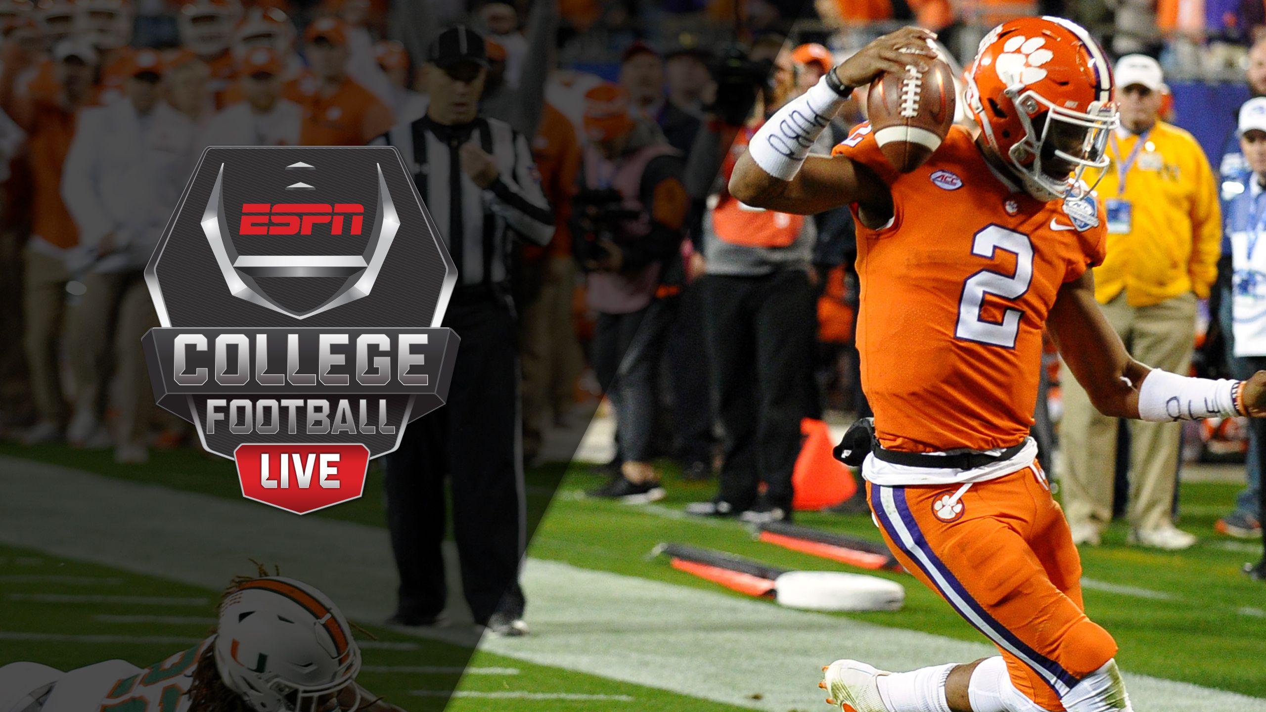 Fri, 12/15 - College Football Live