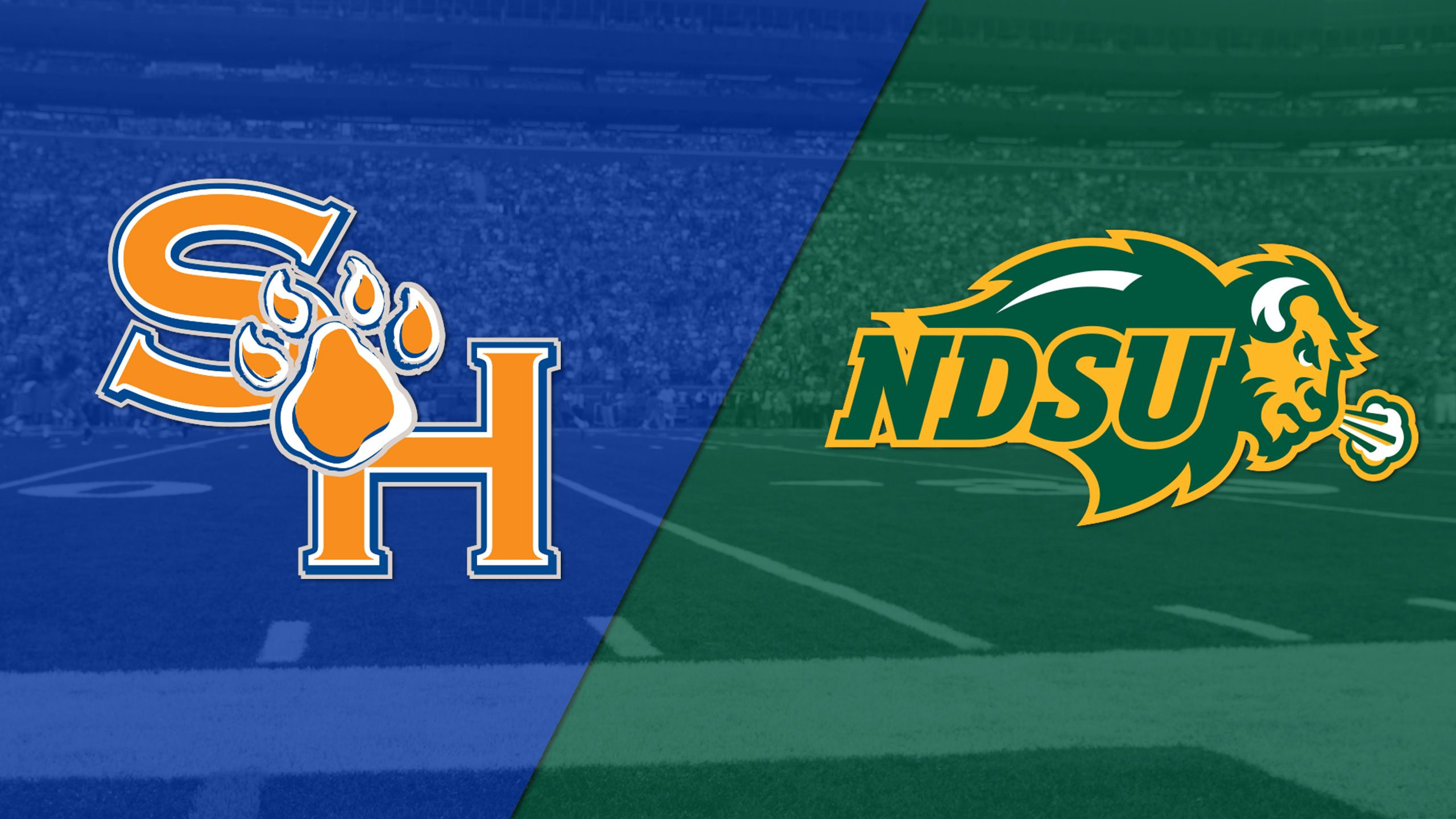 Sam Houston State vs. North Dakota State (Semifinal #1) (NCAA Division I FCS Football Championship) (re-air)