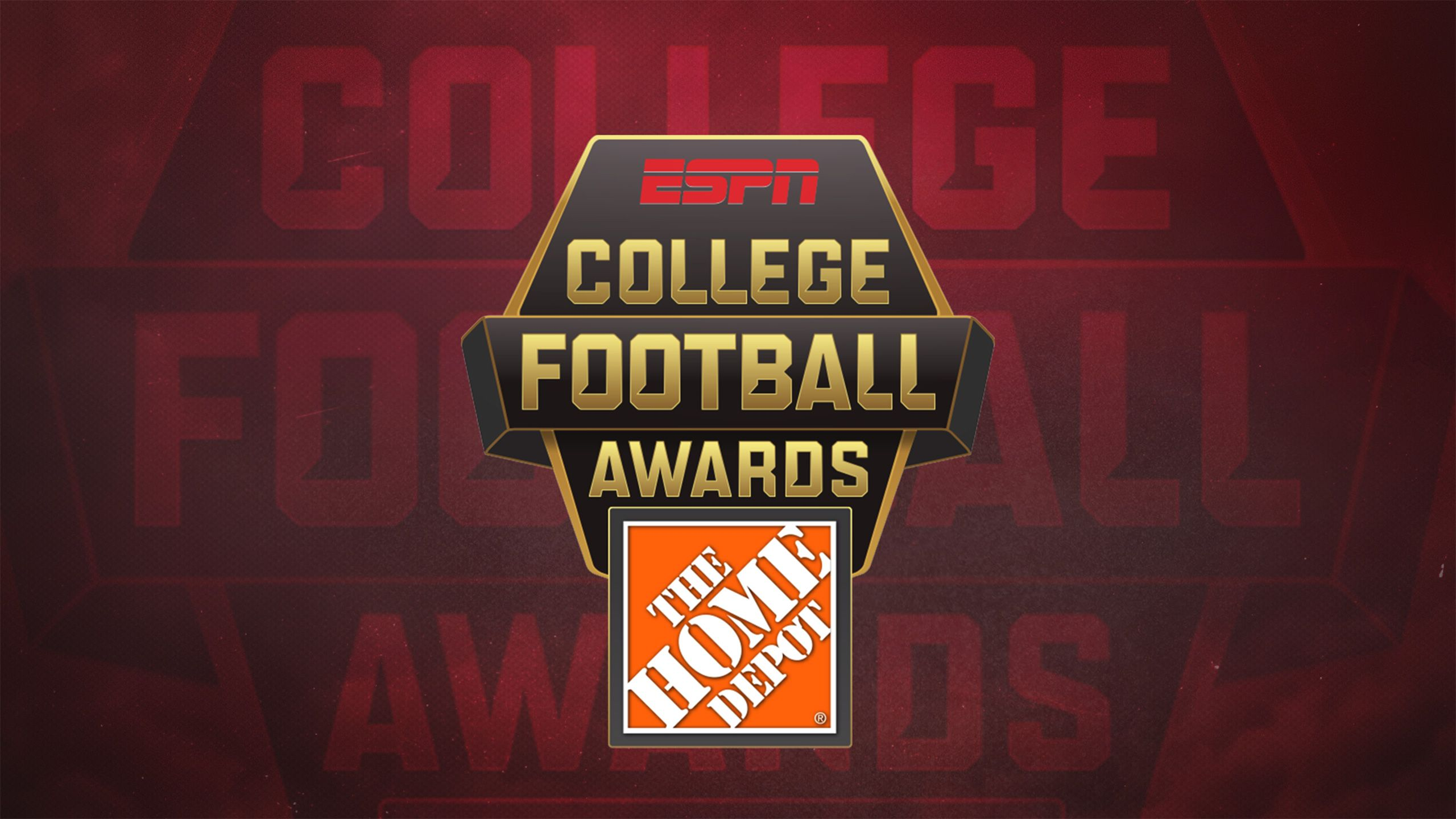 The Home Depot College Football Awards presented by GILDAN