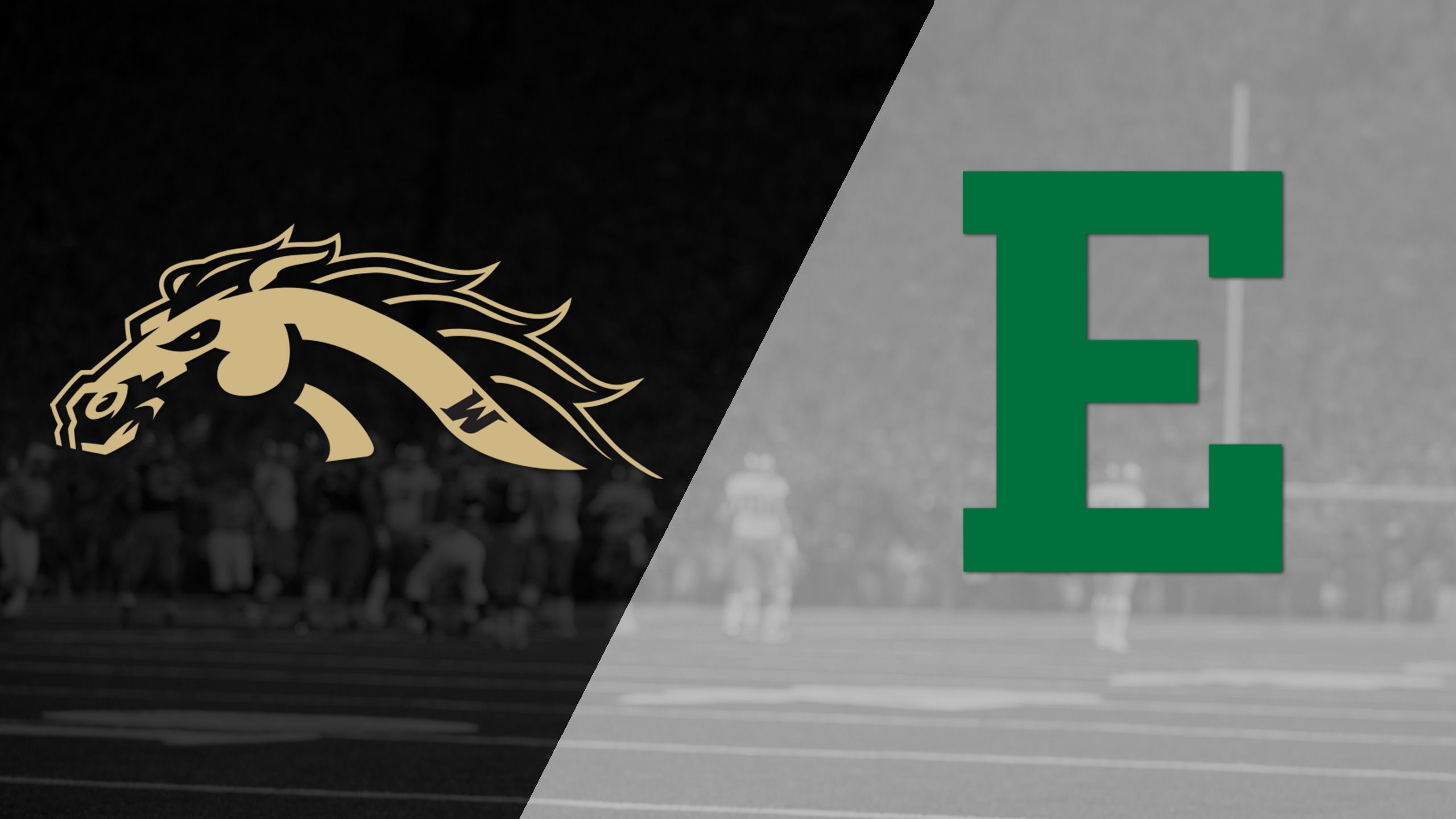 Western Michigan vs. Eastern Michigan (Football)