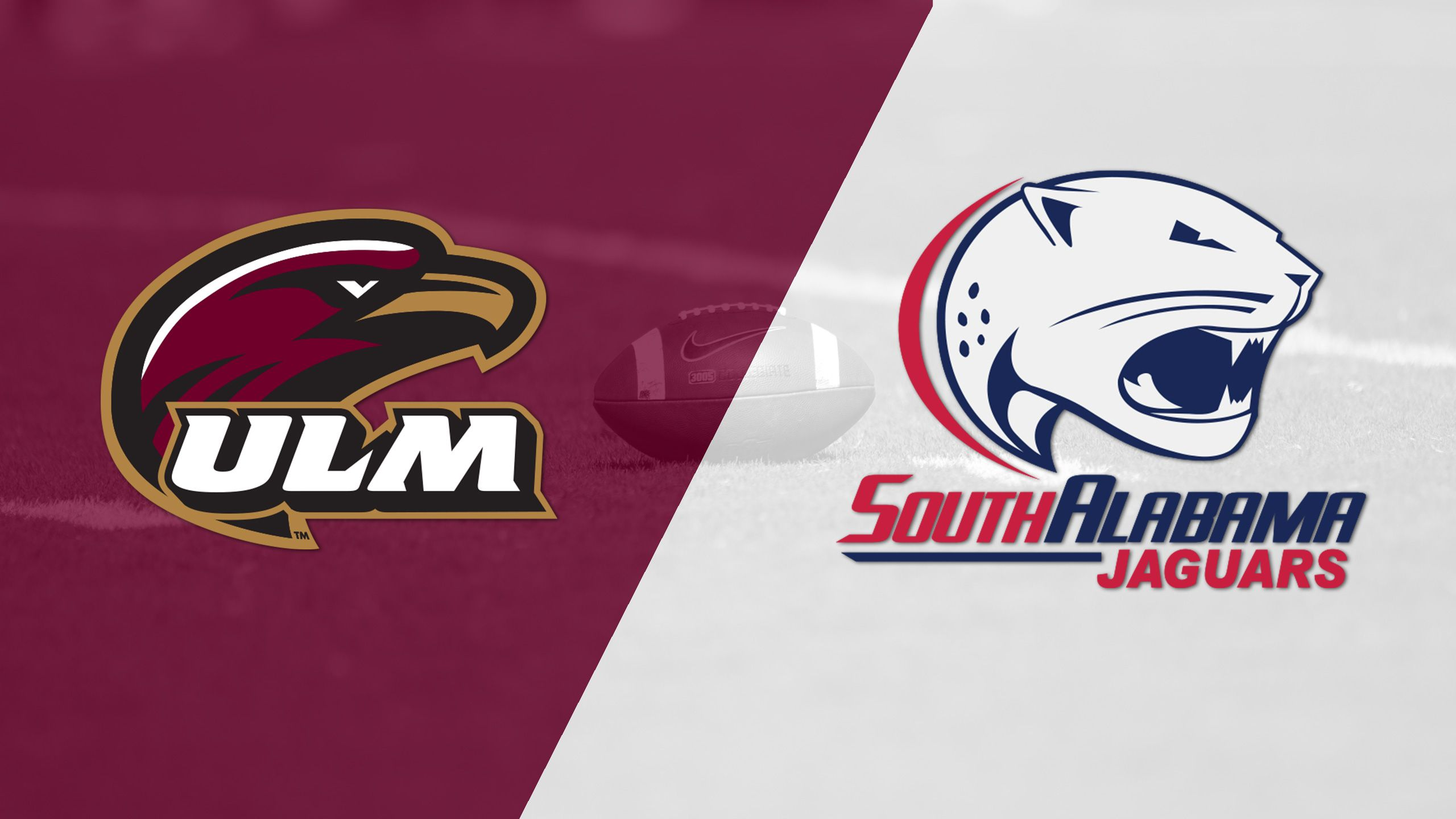 Louisiana-Monroe vs. South Alabama (Football)