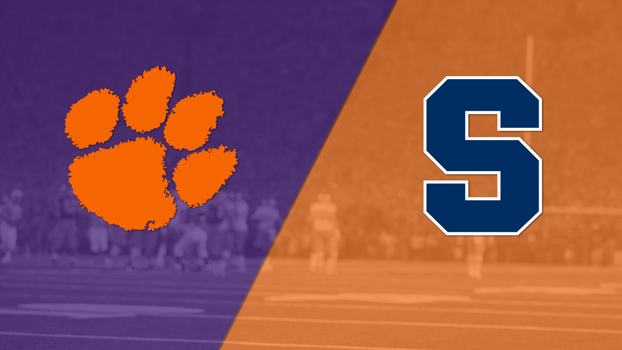 #2 Clemson vs. Syracuse (Football) (re-air)