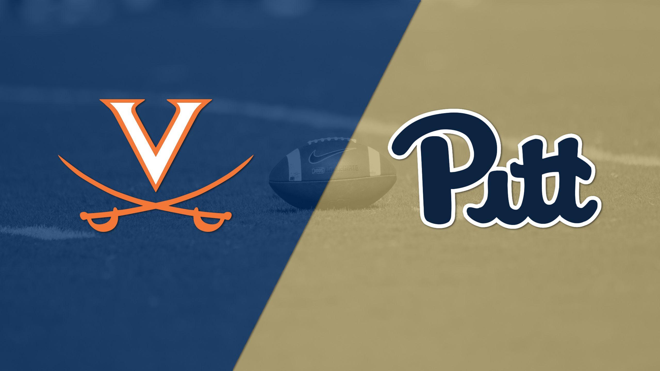 Virginia vs. Pittsburgh (Football)