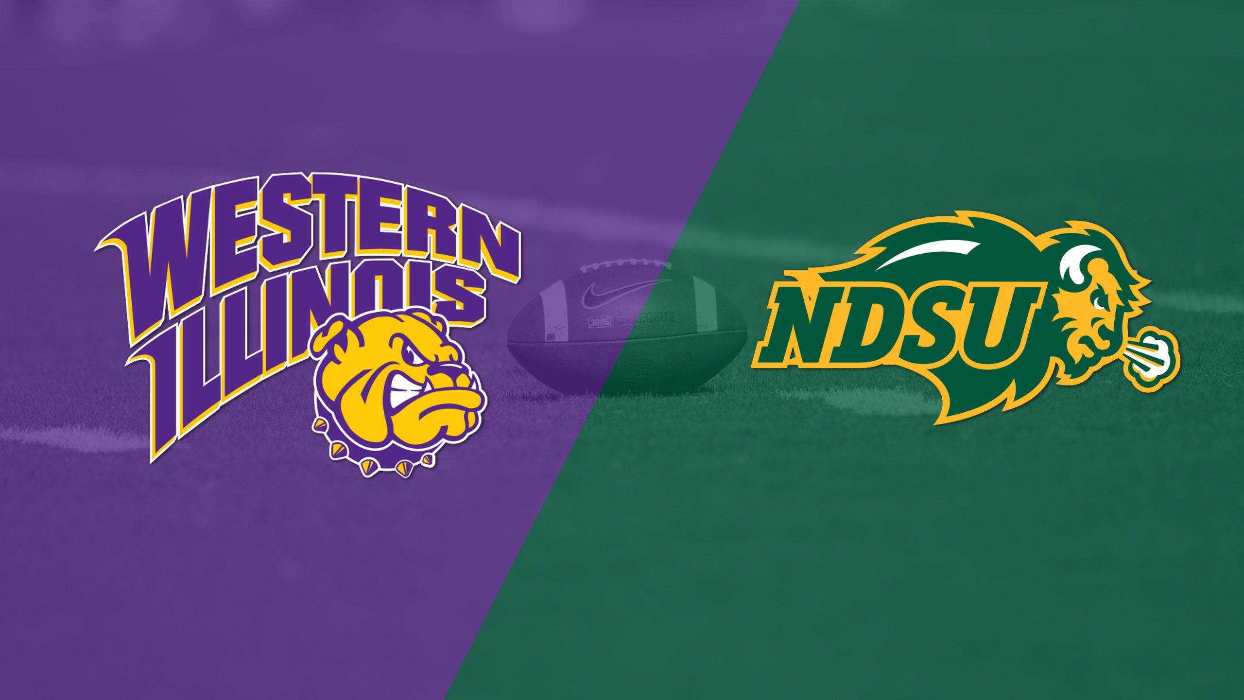 Western Illinois vs. North Dakota State (Football)
