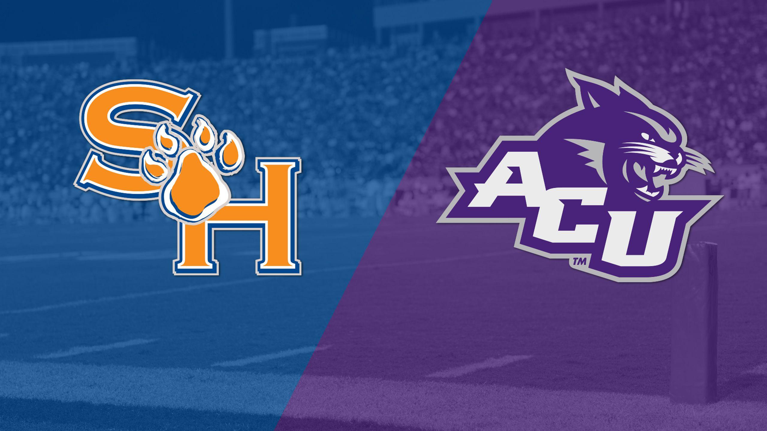 Sam Houston State vs. Abilene Christian (Football)