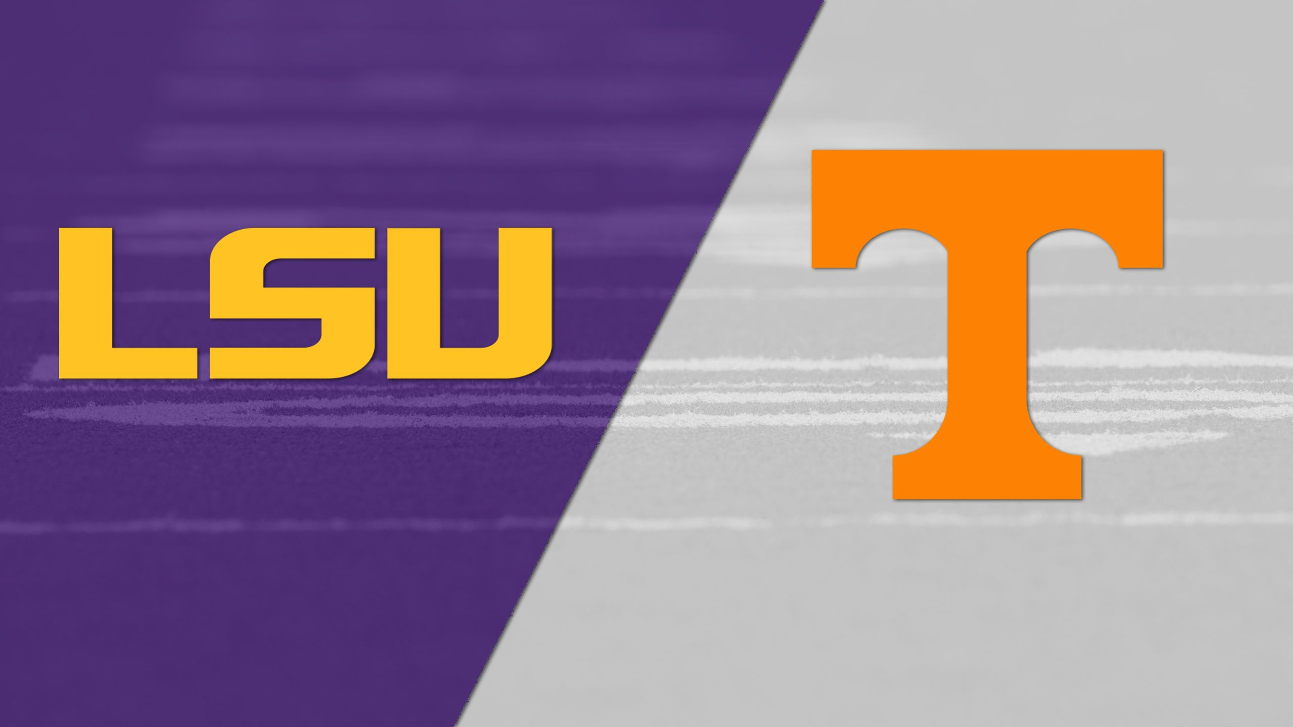 #20 LSU vs. Tennessee (Football) (re-air)
