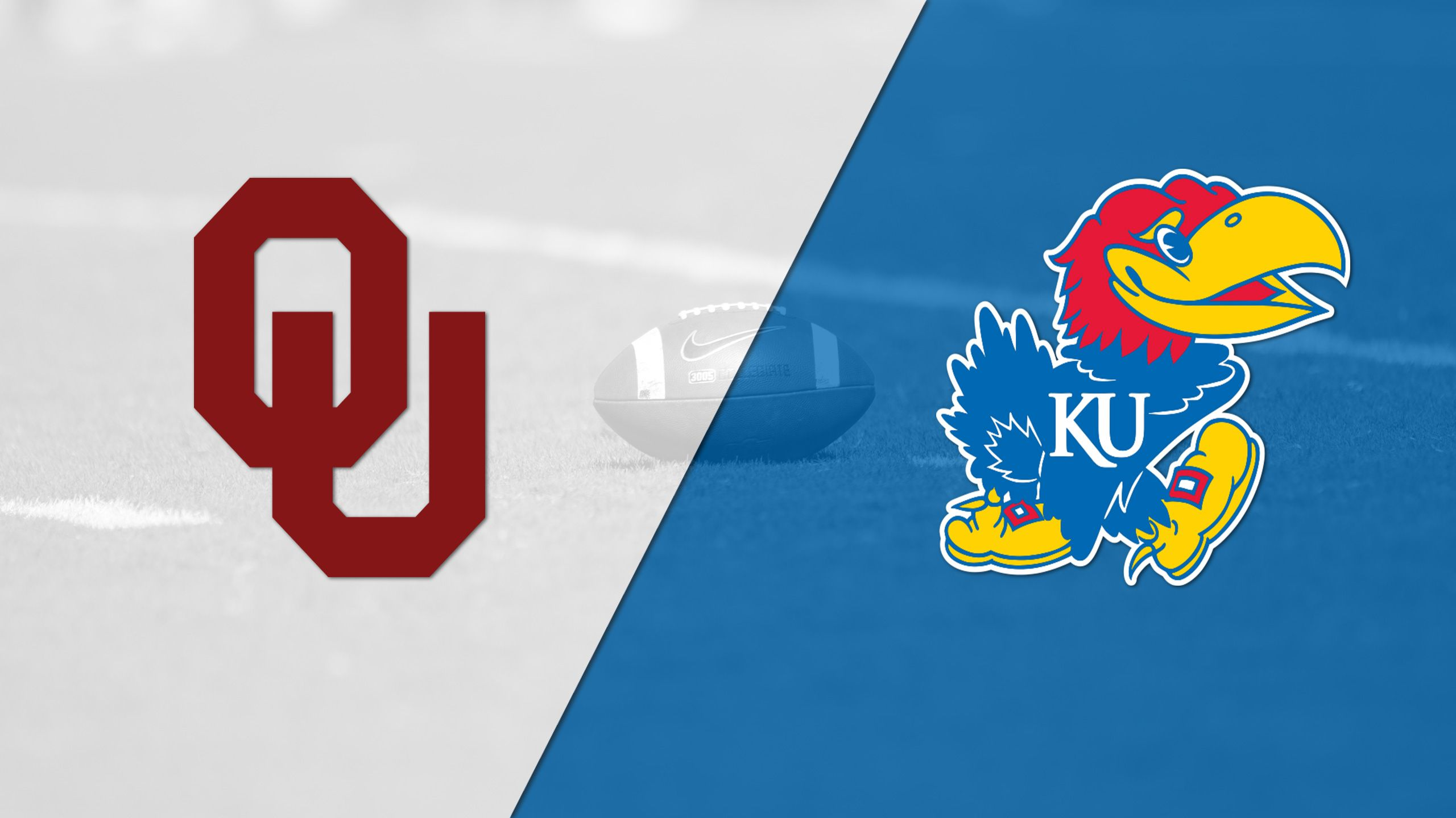 #4 Oklahoma vs. Kansas (Football) (re-air)