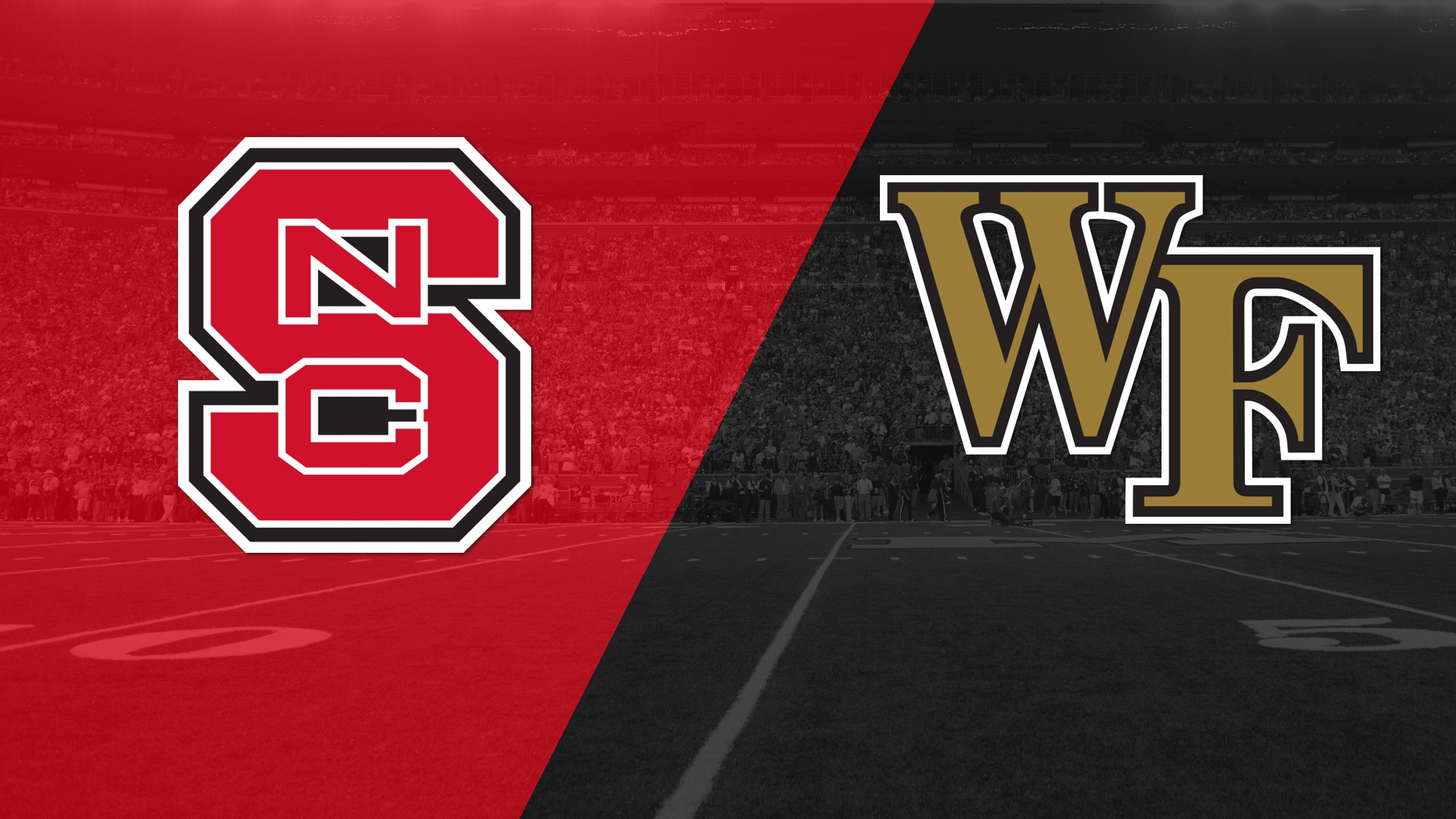 #19 NC State vs. Wake Forest (Football)