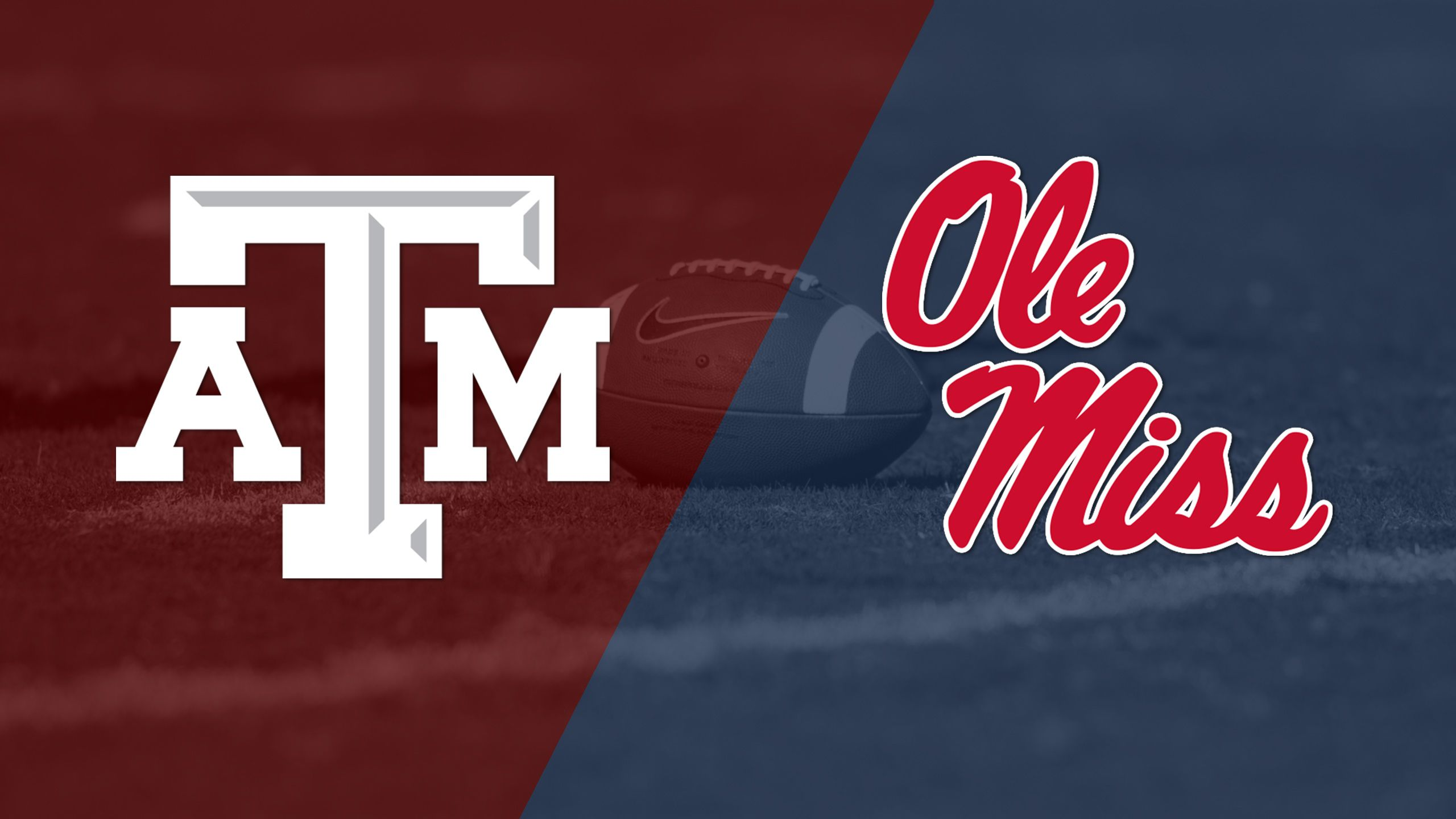 Texas A&M vs. Ole Miss (Football) (re-air)