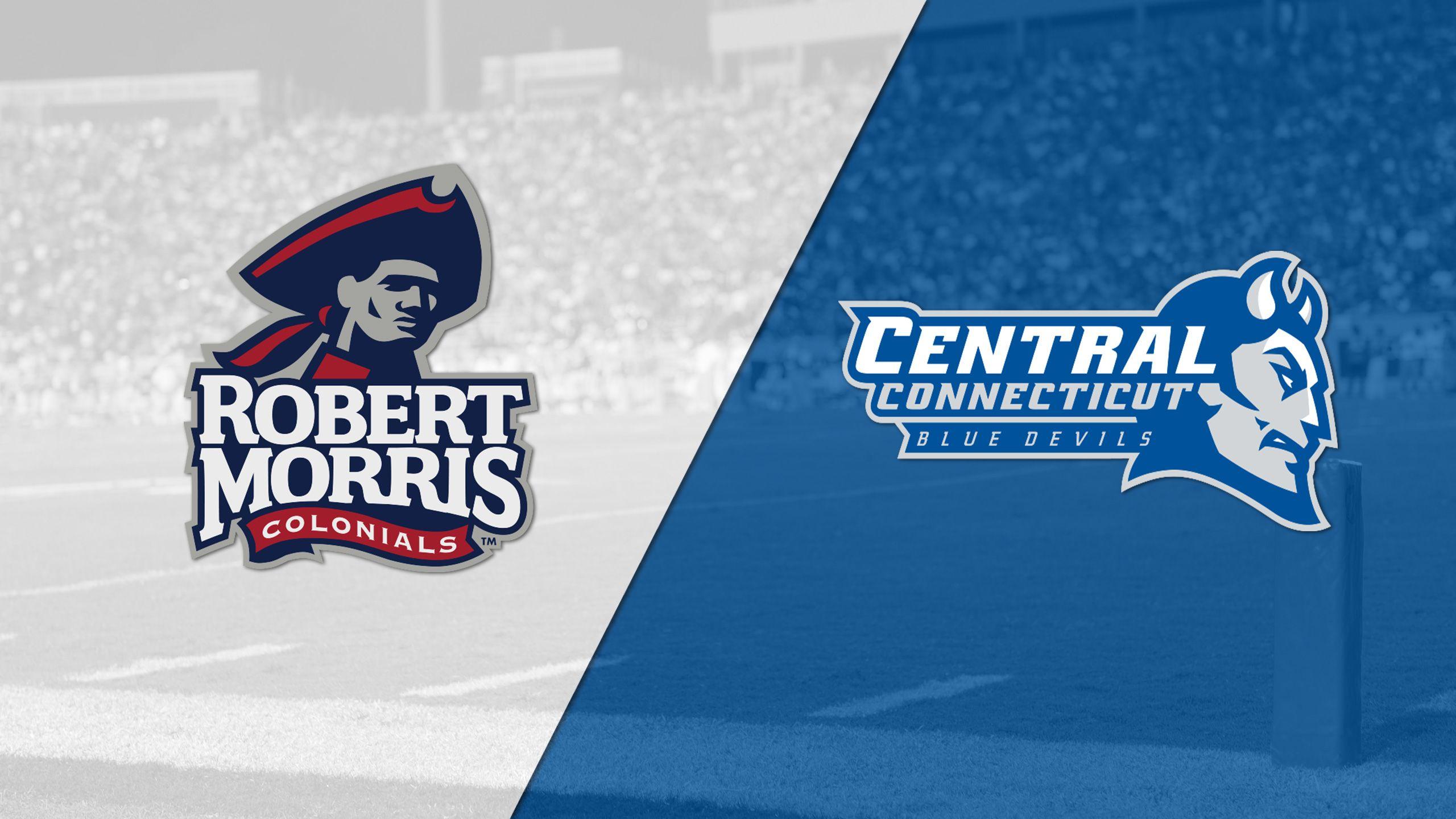 Robert Morris vs. Central Connecticut (Football)
