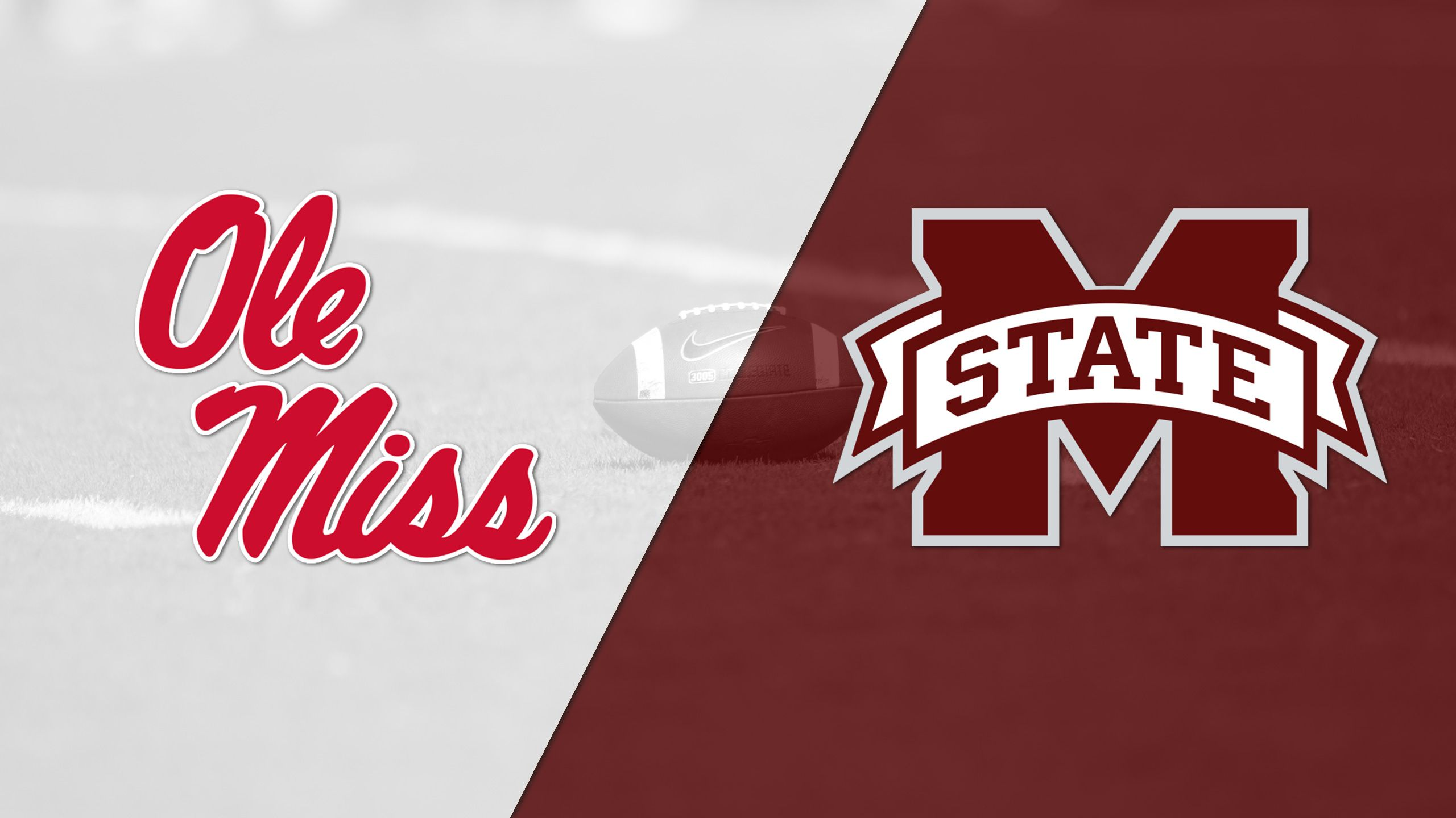 DataCenter - Ole Miss vs. #14 Mississippi State (Football)
