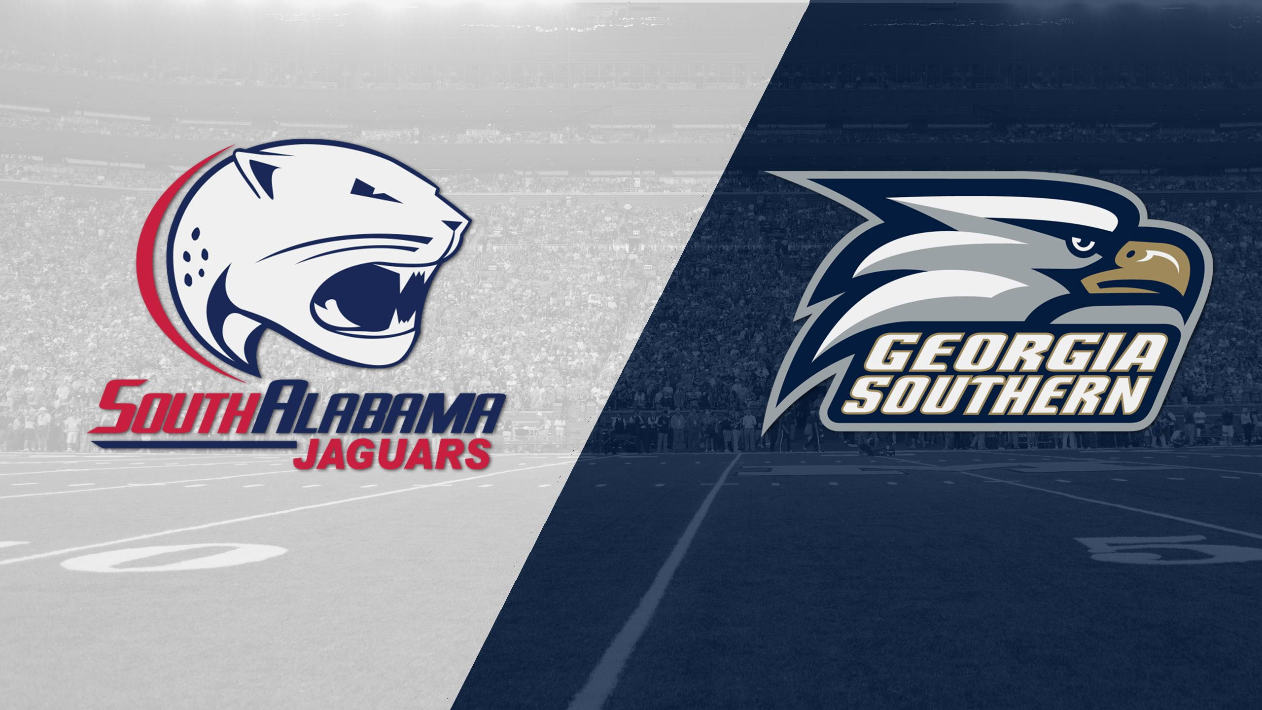 South Alabama vs. Georgia Southern (Football)