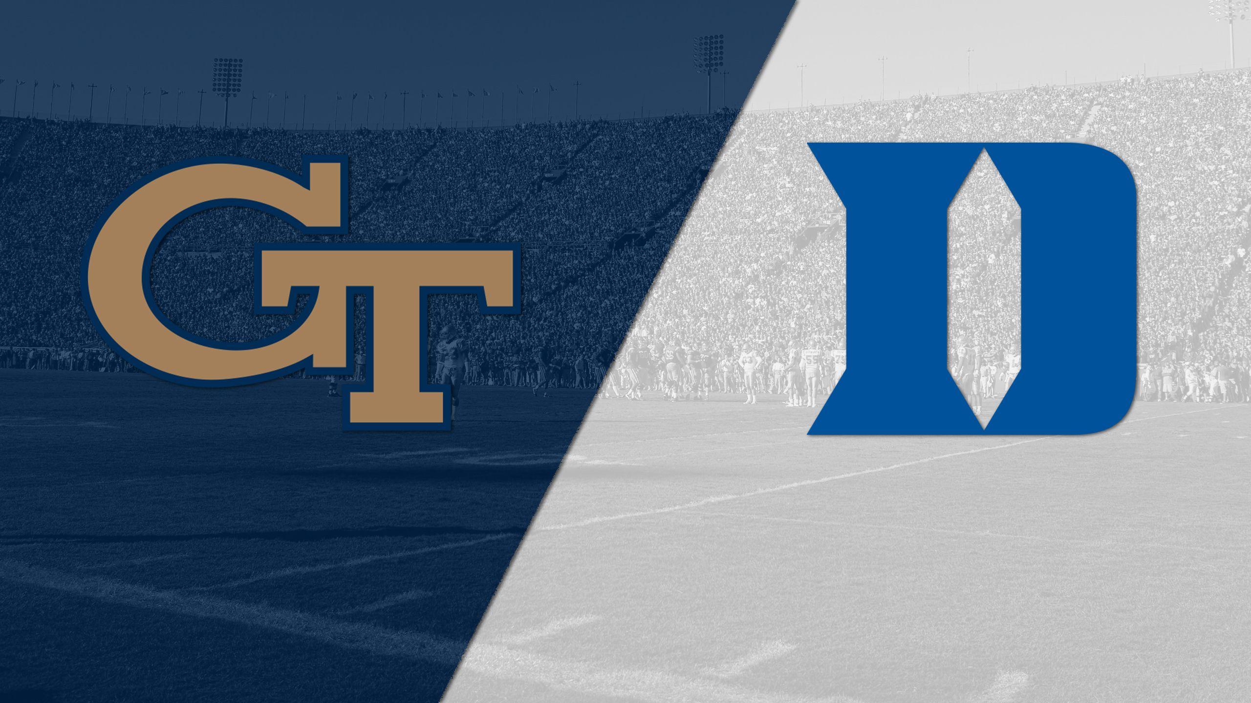 Georgia Tech vs. Duke (Football)