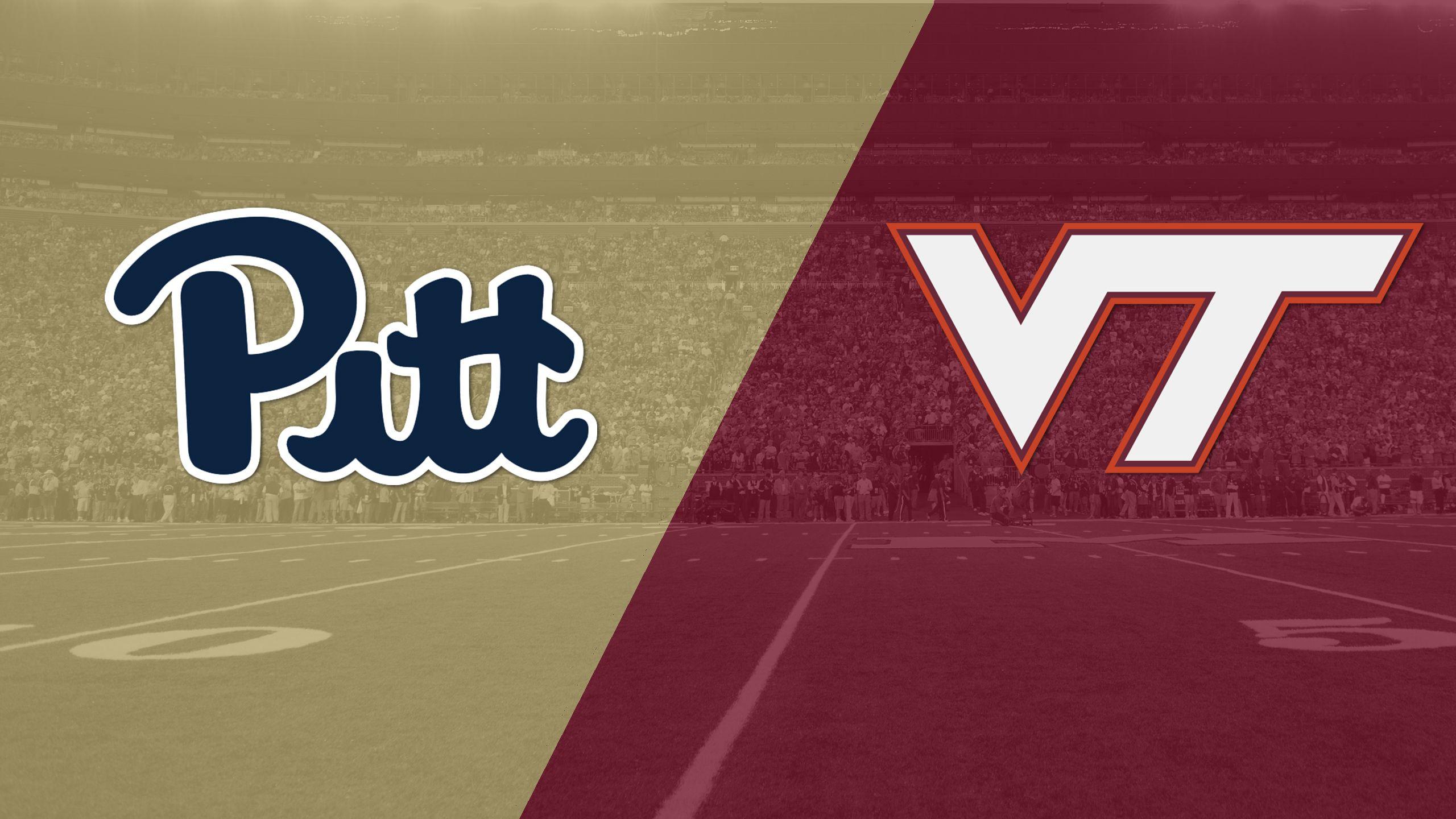 Pittsburgh vs. Virginia Tech (Football)