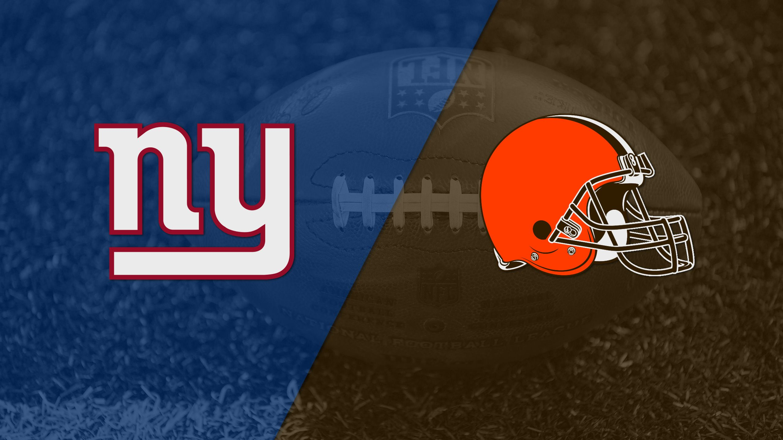 In Spanish - New York Giants vs. Cleveland Browns