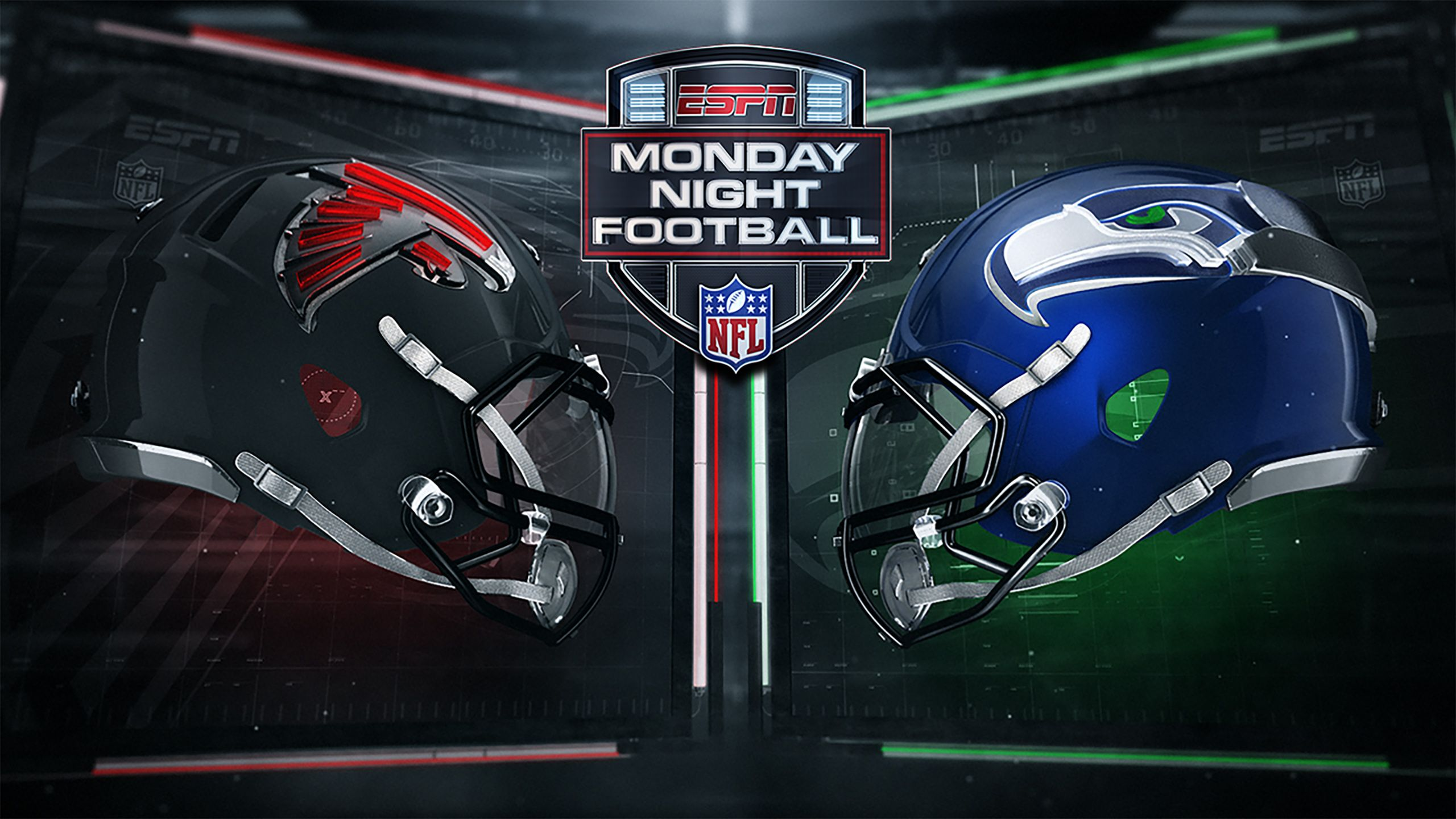 Atlanta Falcons vs. Seattle Seahawks
