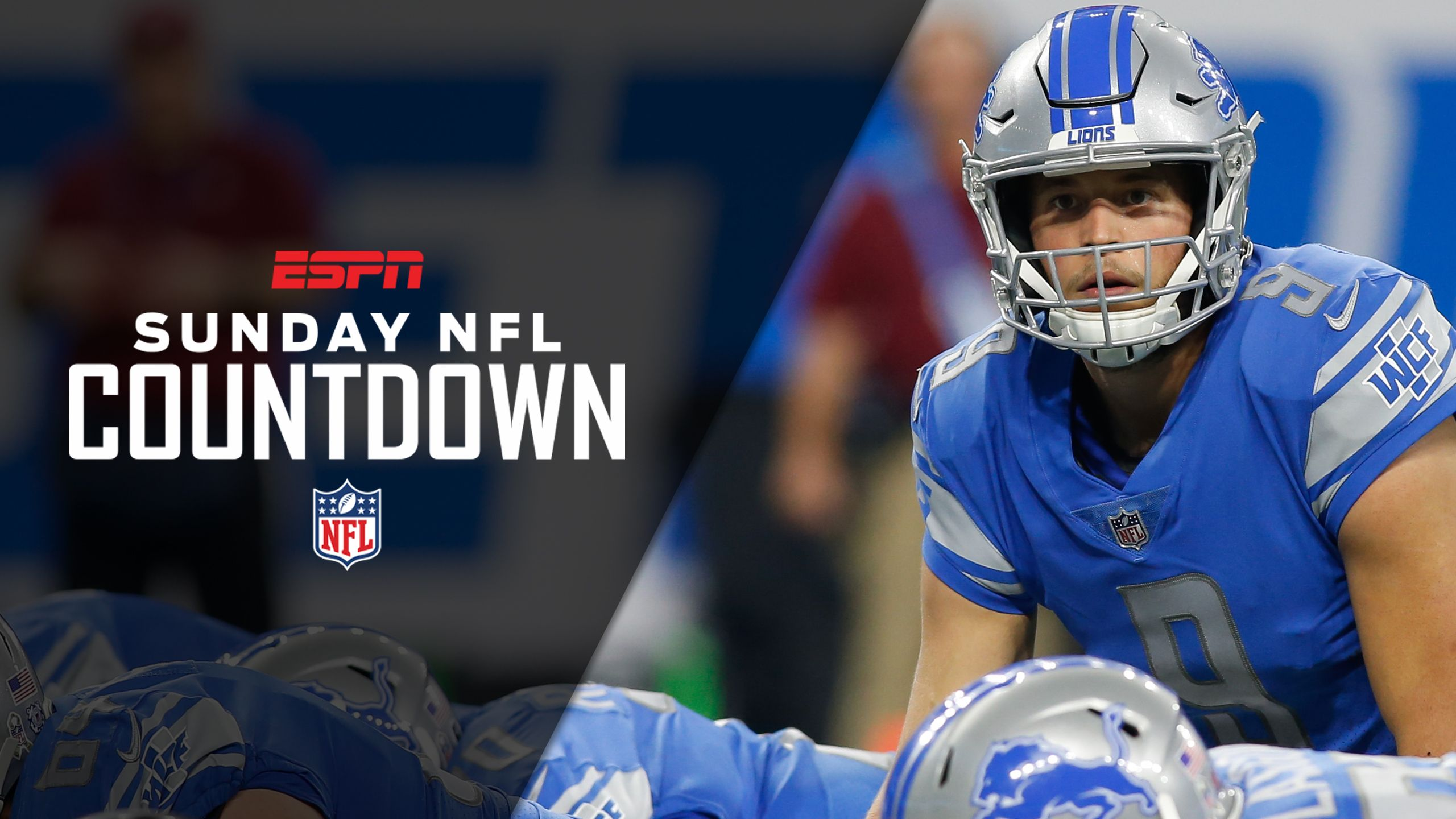 Sunday NFL Countdown presented by Snickers