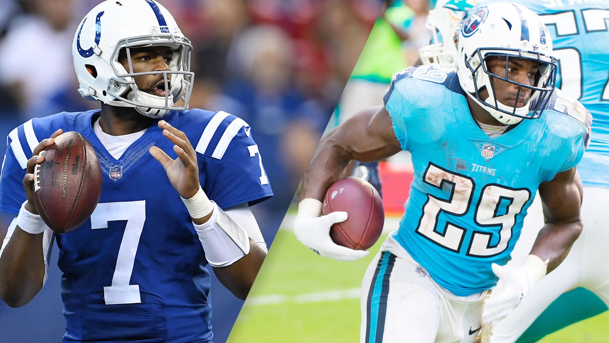In Spanish - Indianapolis Colts vs. Tennessee Titans