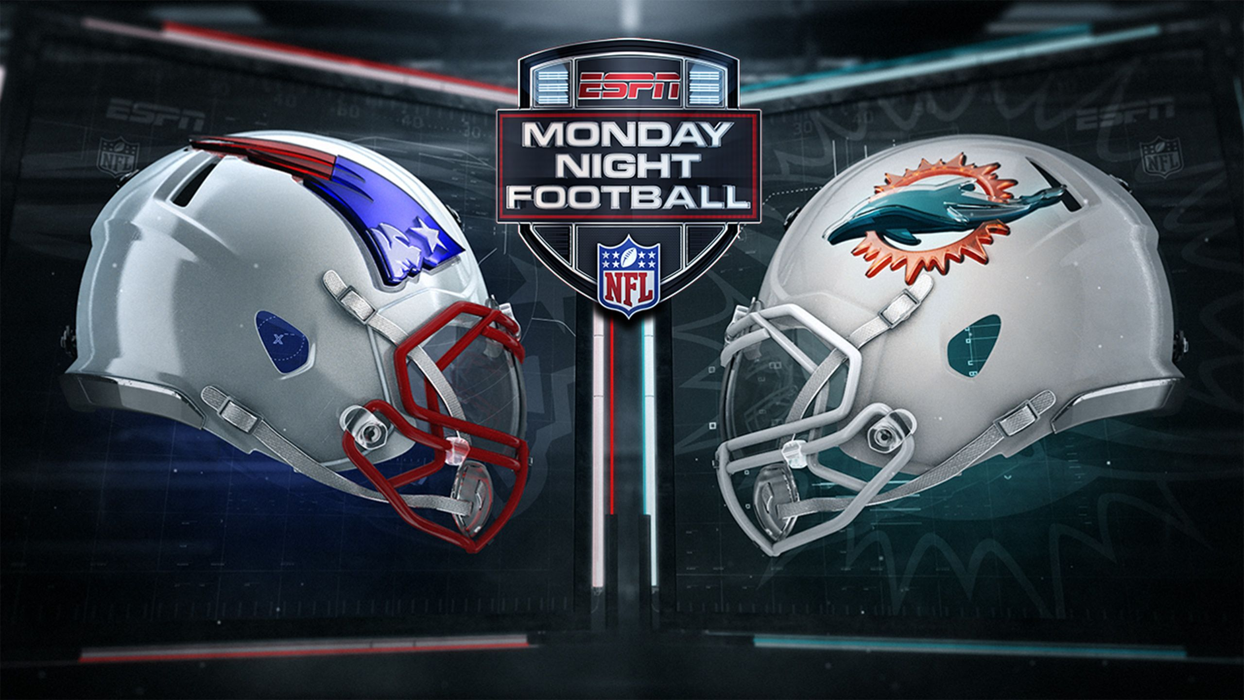 New England Patriots vs. Miami Dolphins