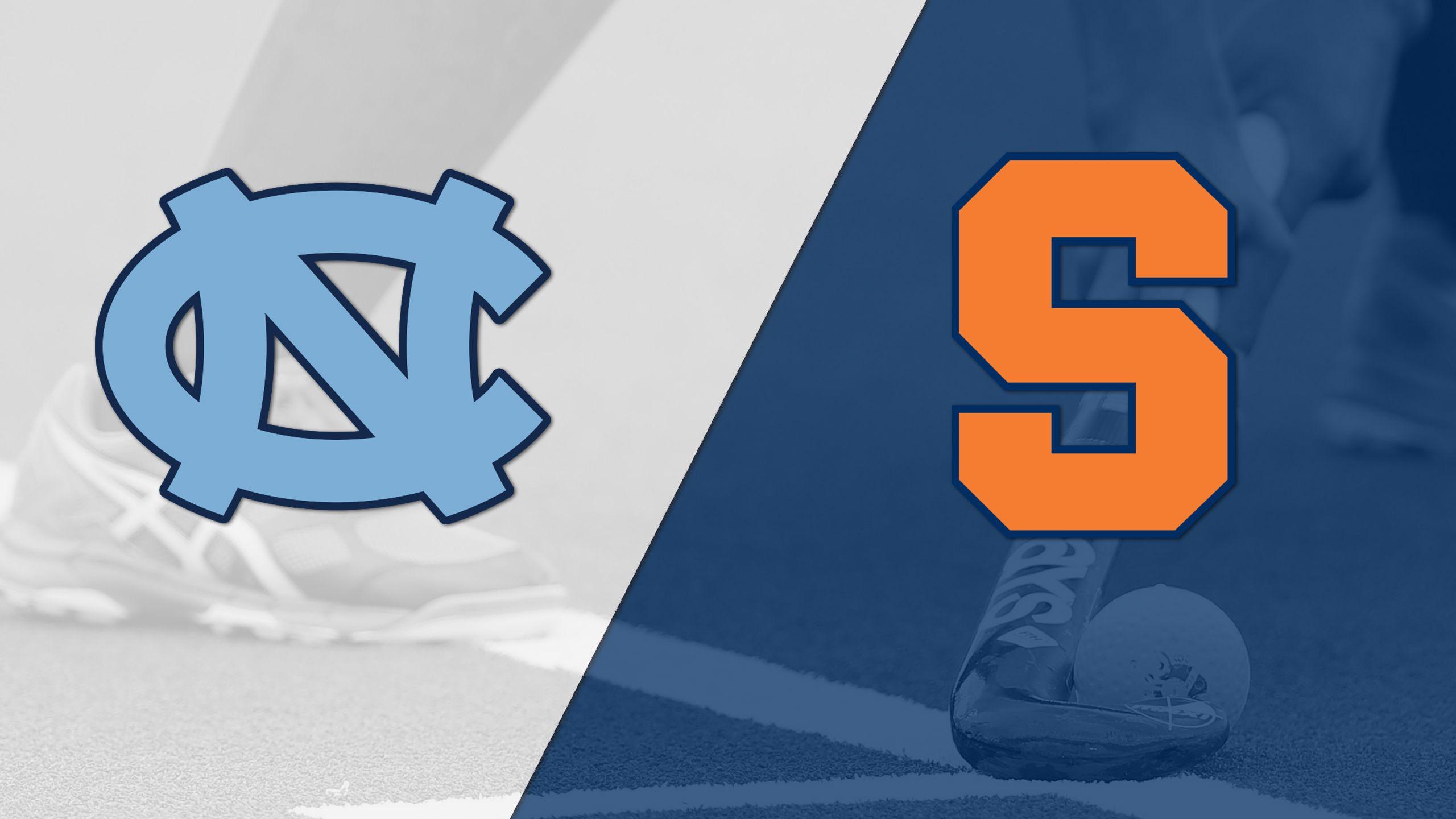 North Carolina vs. Syracuse (Field Hockey)