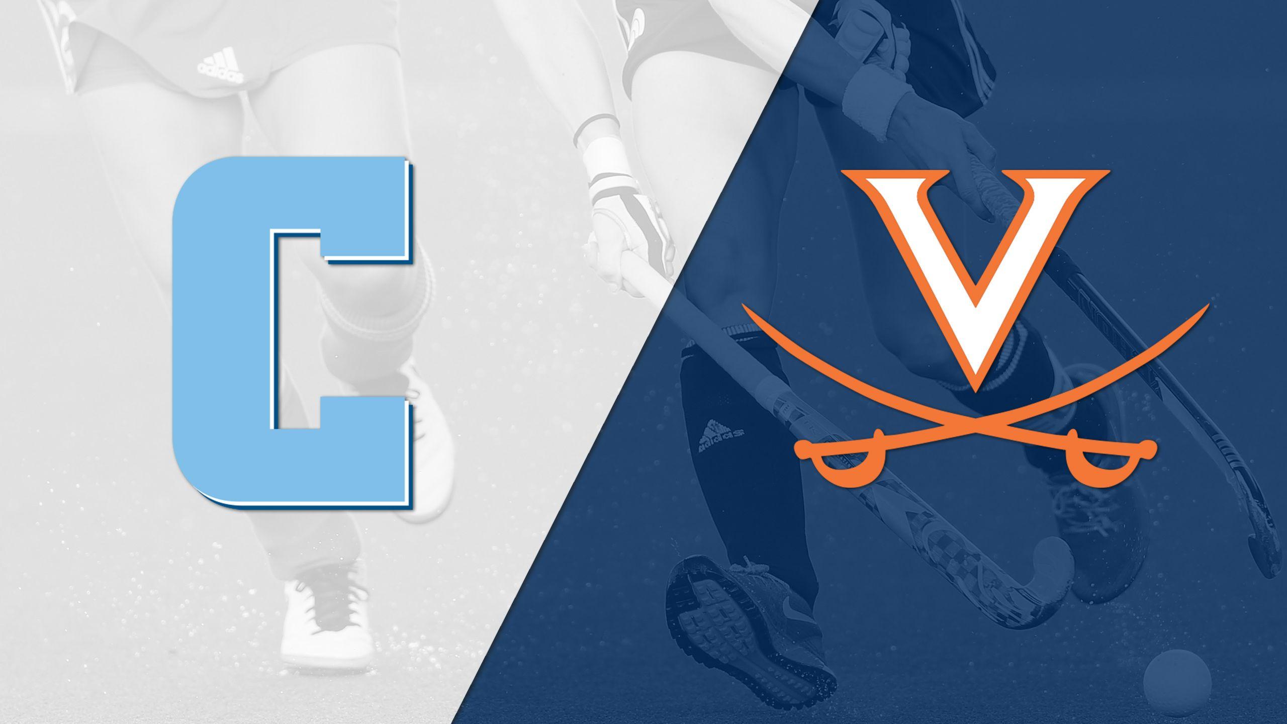 Columbia vs. Virginia (Field Hockey)