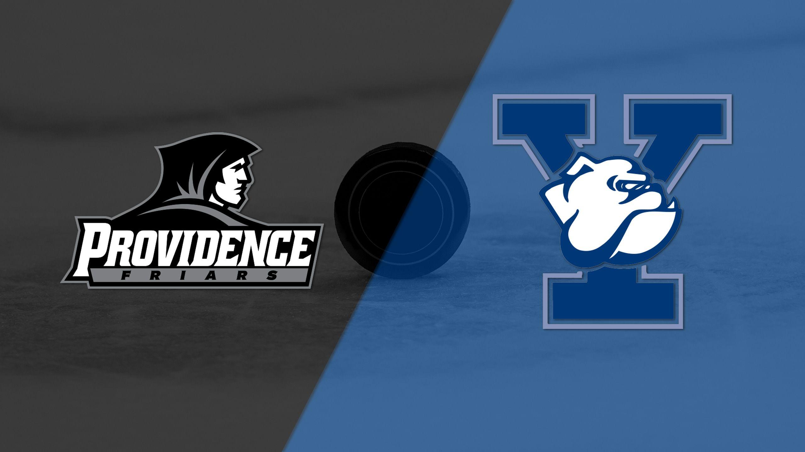 Providence vs. Yale (M Hockey)