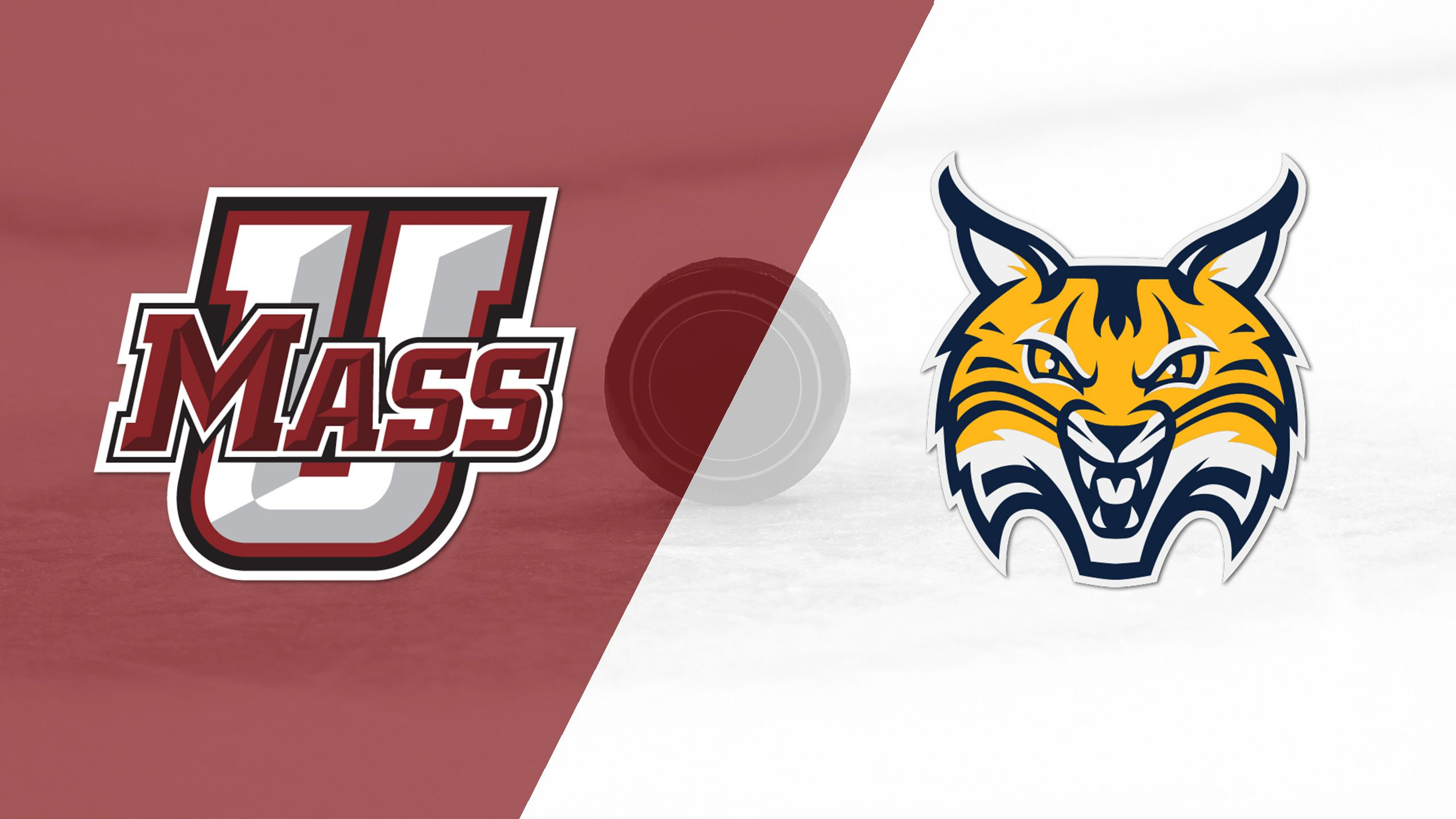 UMass vs. Quinnipiac (M Hockey)