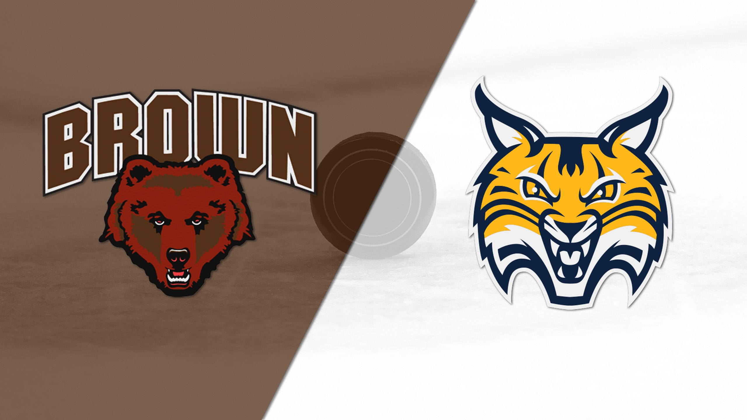 Brown vs. Quinnipiac (M Hockey)