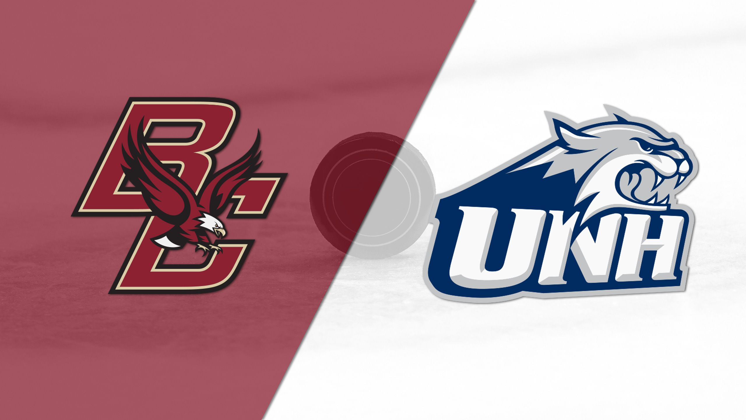 Boston College vs. #12 New Hampshire (M Hockey)